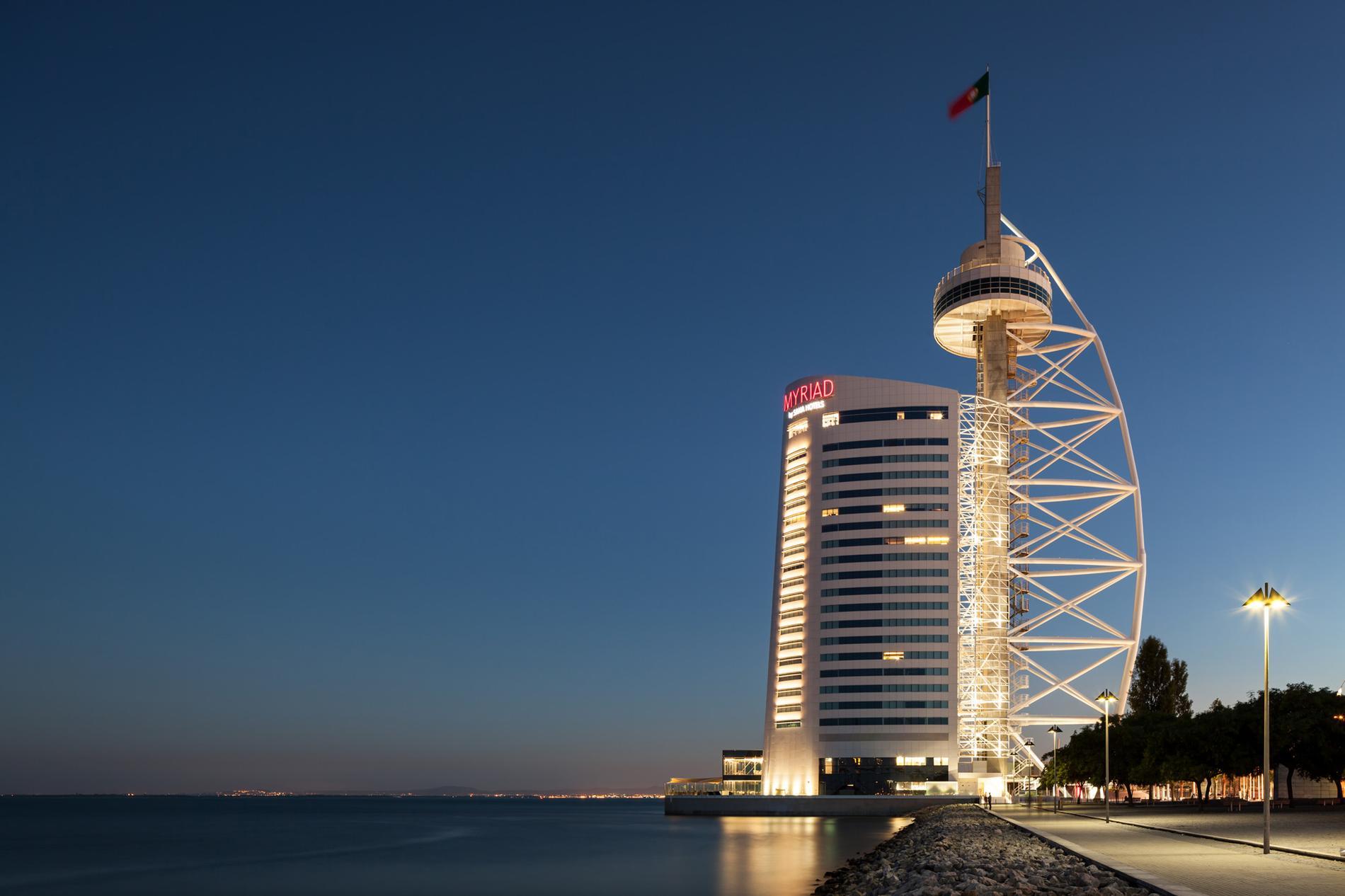 Hotel Design Lisbonne Centre