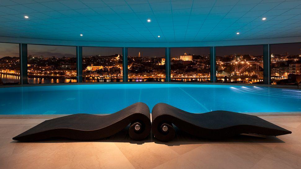 Lisbonne porto mad re dix h tels design au portugal for Hotel design porto