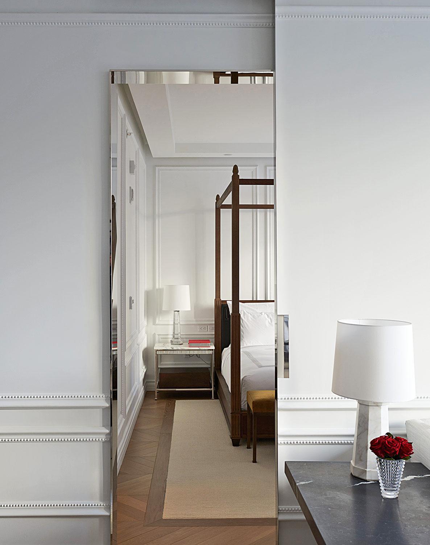 Baccarat hotel new york pleins feux sur le cristal for Hotel new york