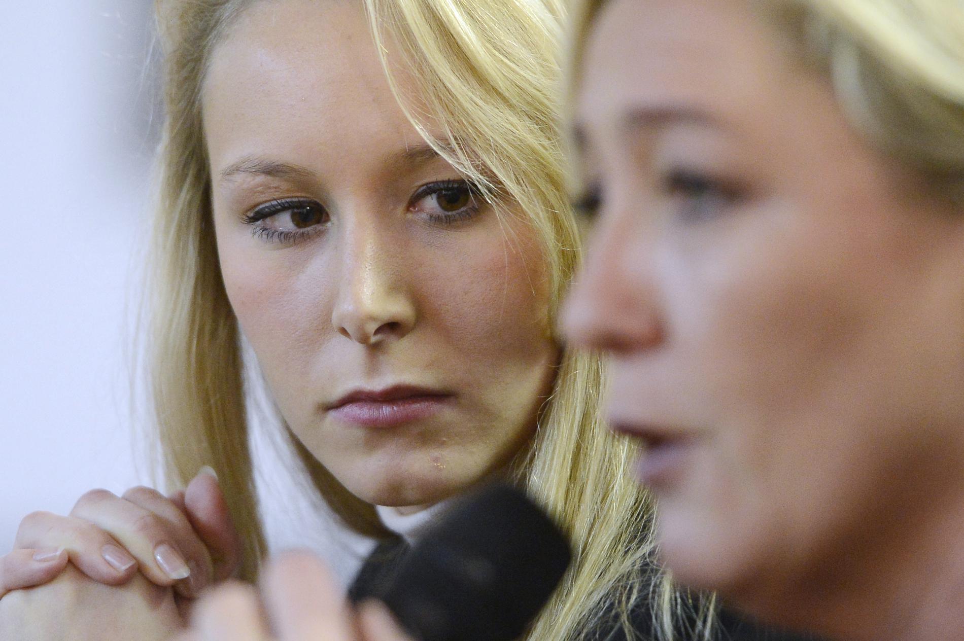 ... -Le Pen, Marine Le Pen. 馬琳·瑪赫夏-勒龐, 馬琳·勒龐