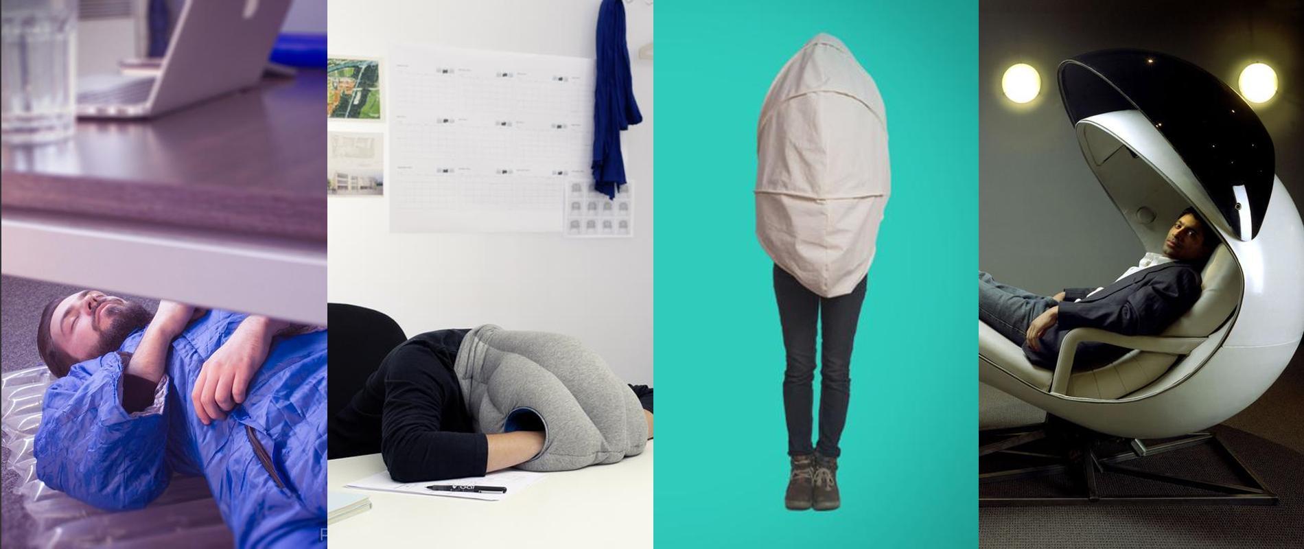 Sept objets pour faire la sieste au bureau madame figaro Objets pour decorer votre bureau