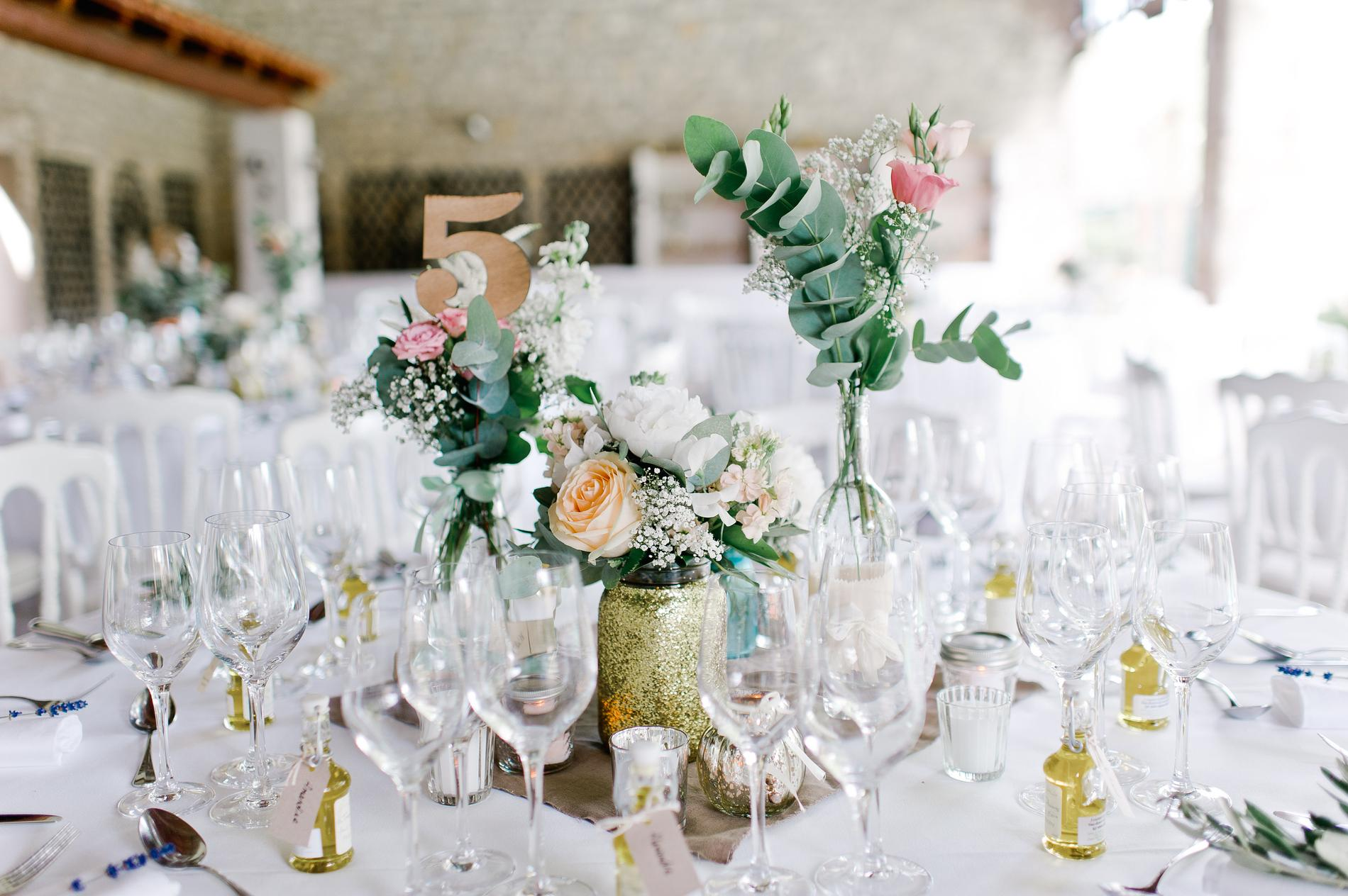 6 organiser l espace for Decoration de mariage