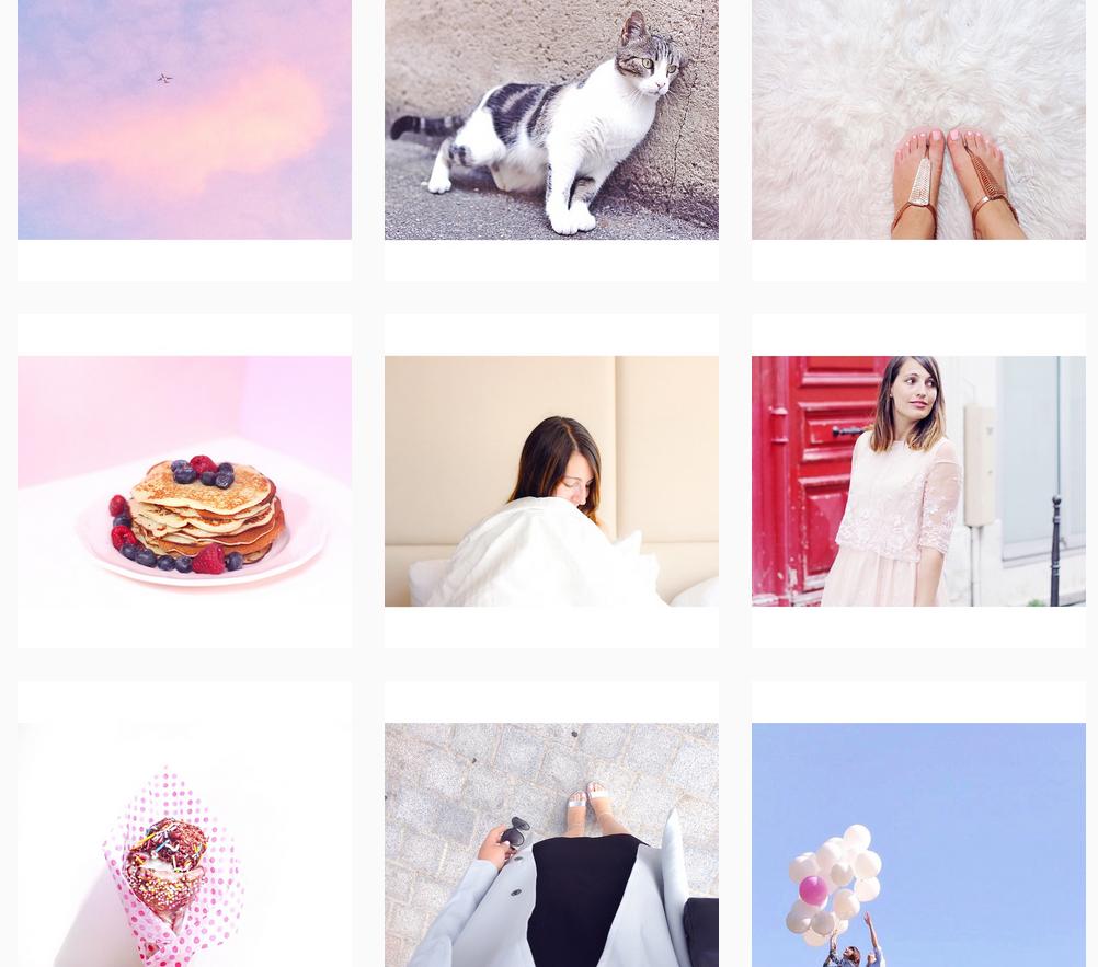 Les 10 règles d'or pour devenir un as d'Instagram - Madame Figaro
