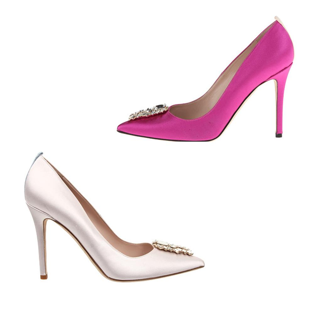 Sarah jessica parker cr e une ligne de chaussures de for Sites de mariage en ligne