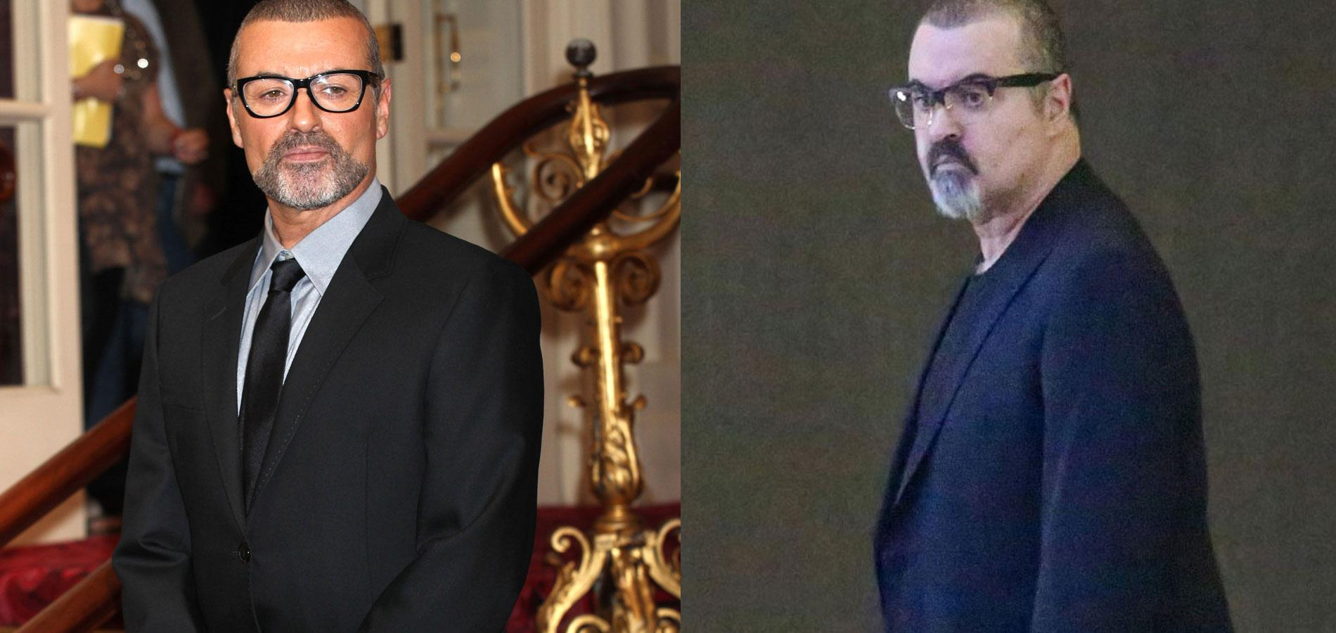 George Michael En 2011 Vs 2015