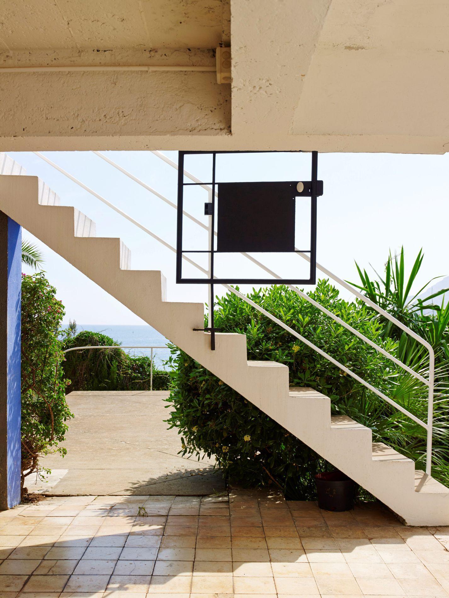 Villa Eileen Gray Roquebrune Visite