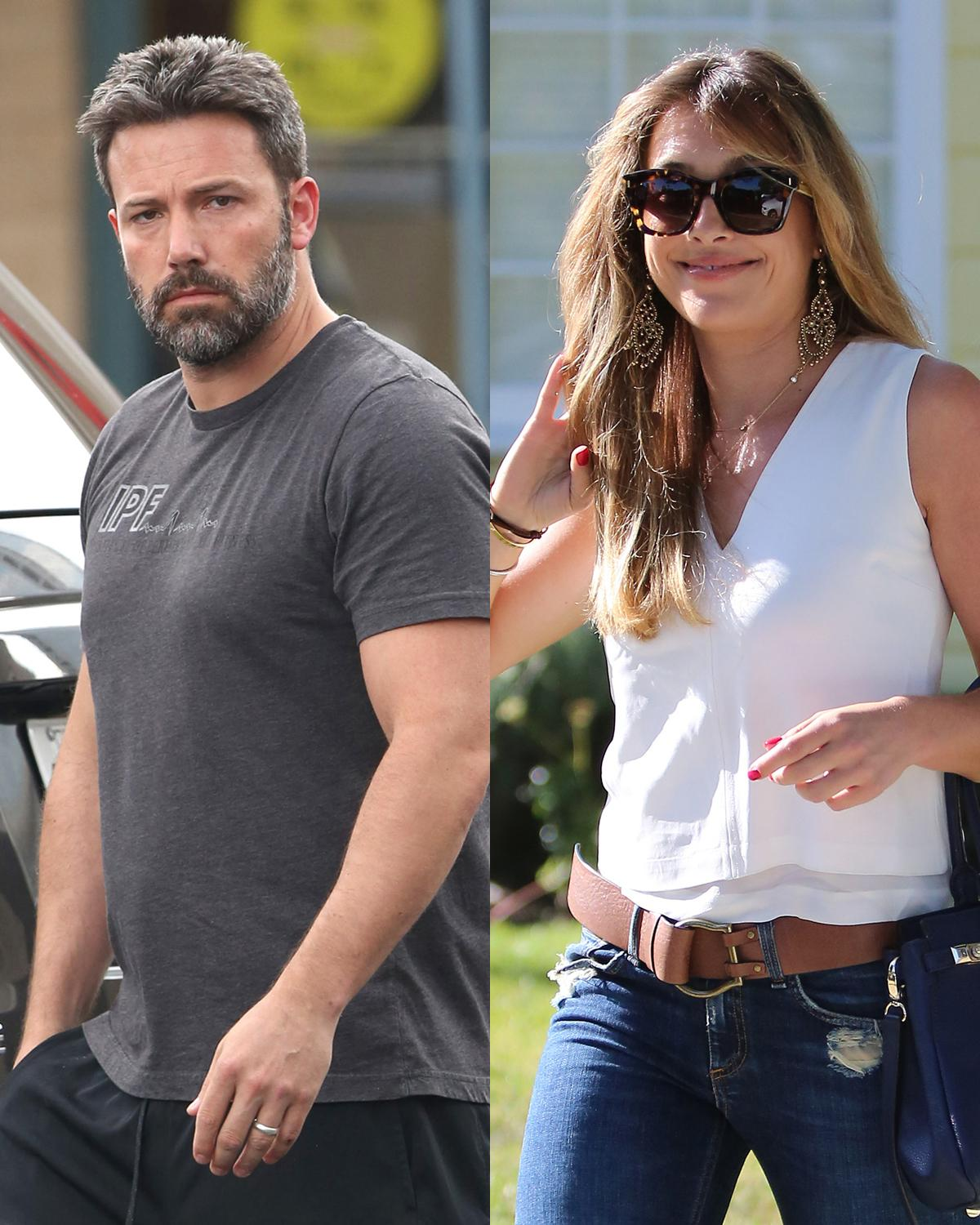 Jennifer Garner And Ben Affleck Son