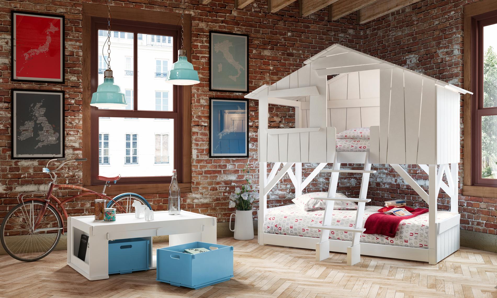 Nos conseils pour bien aménager une chambre d\'enfant - Madame Figaro