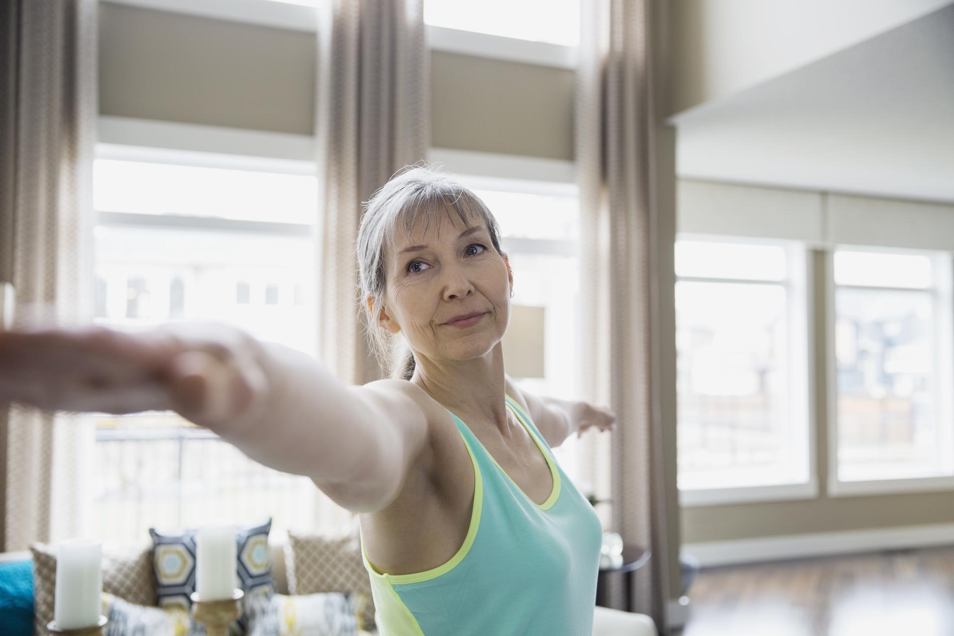 menu equilibre pour femme menopausee