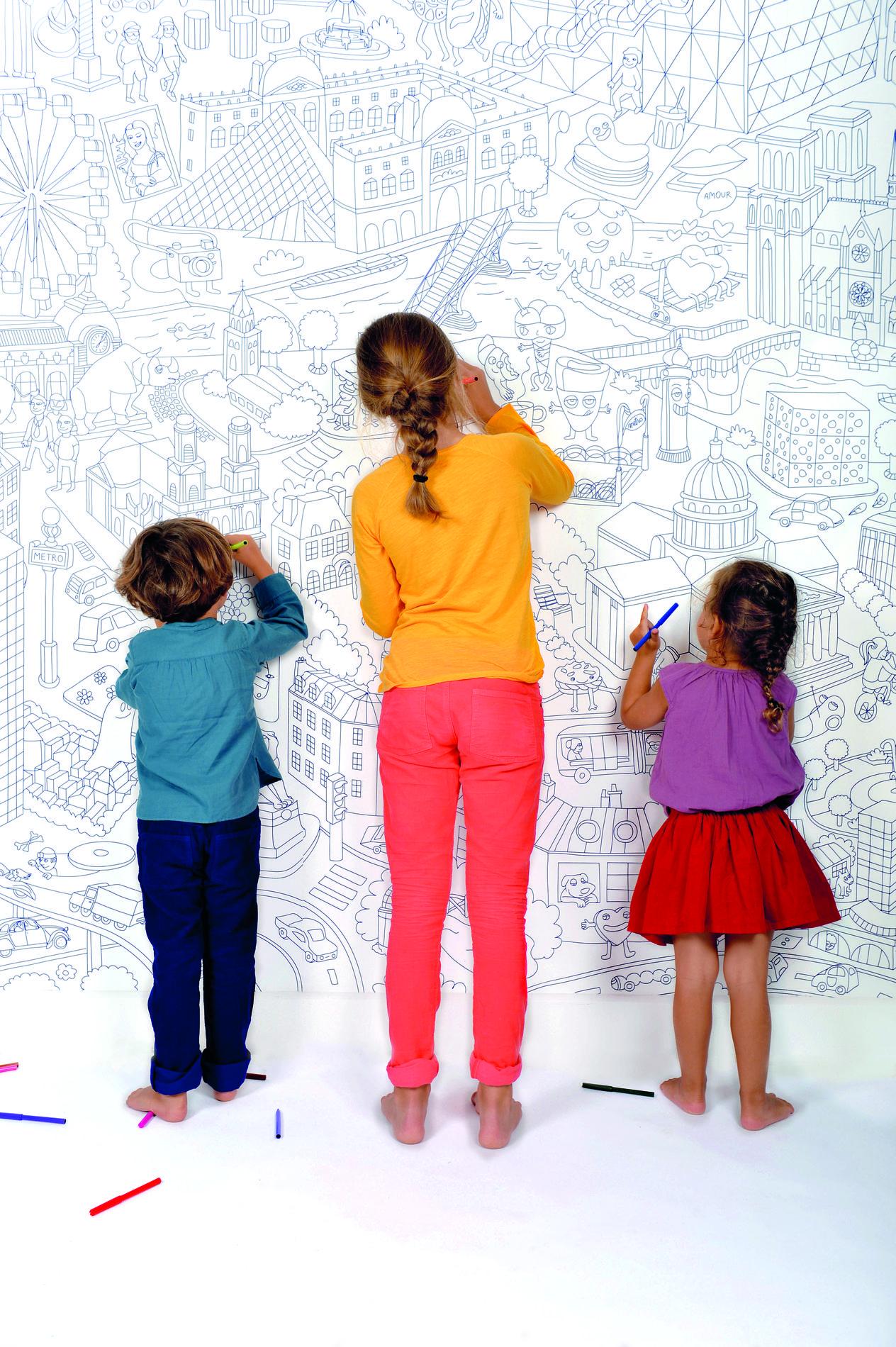 Comment garder une d co design avec des enfants le for Les enfants design