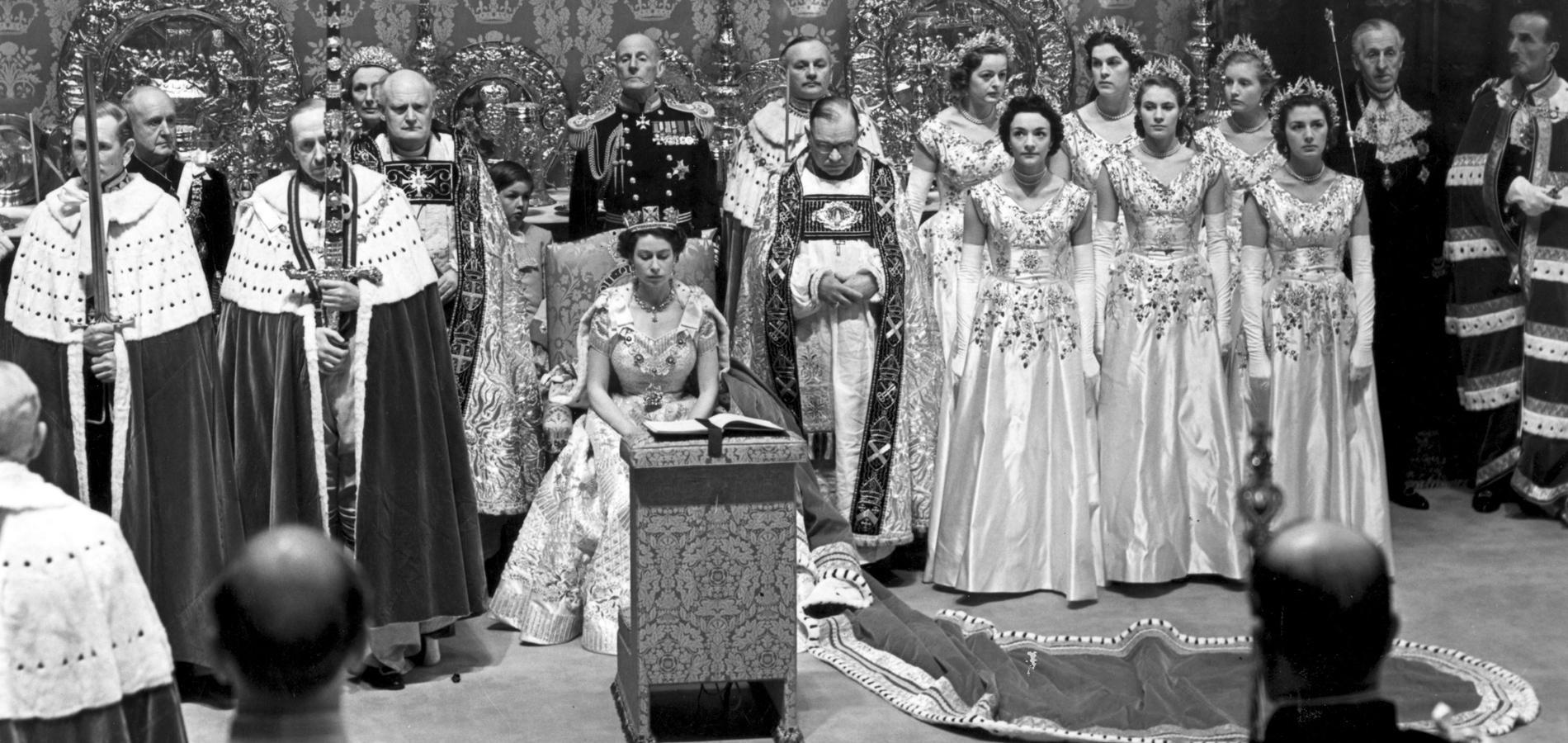 Elizabeth ii le r gne plus long madame figaro - La reine de la deco ...
