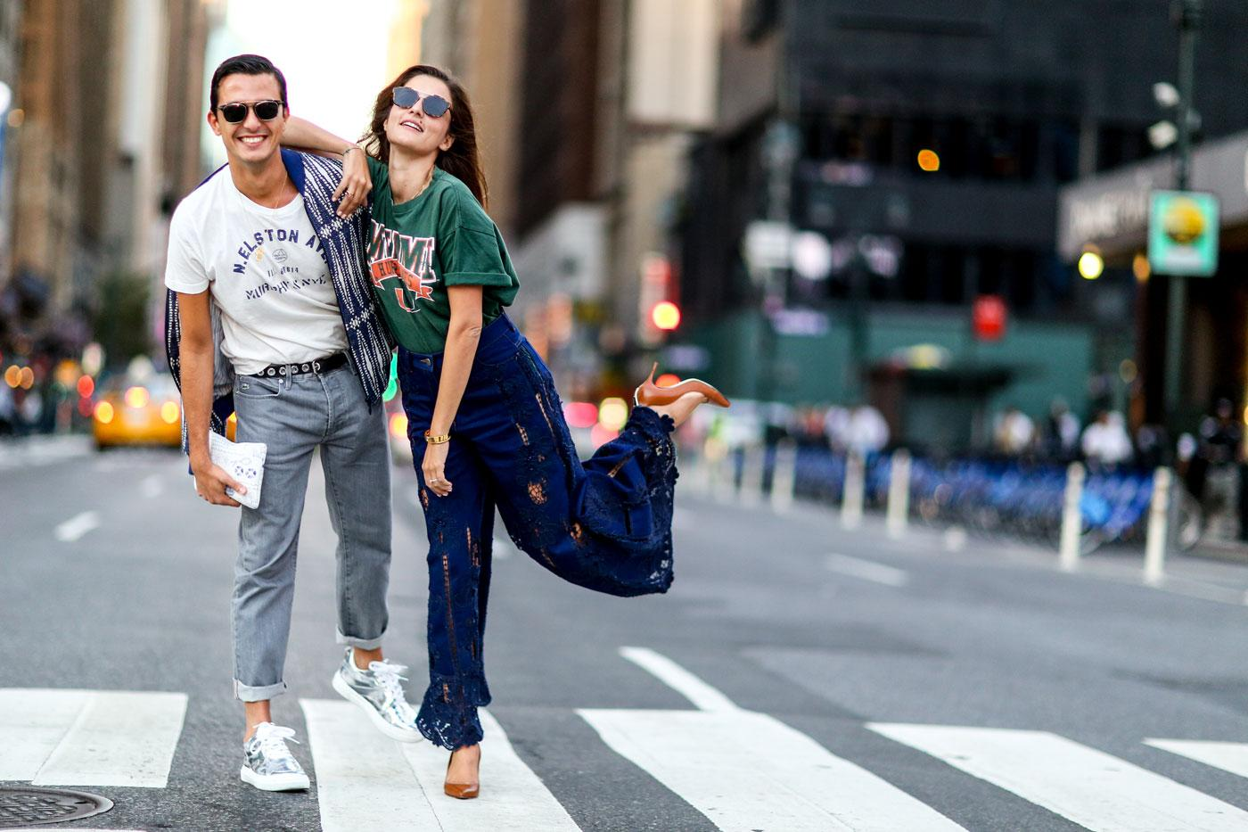 Fashion Week De New York Le Meilleur Du Street Style Madame Figaro