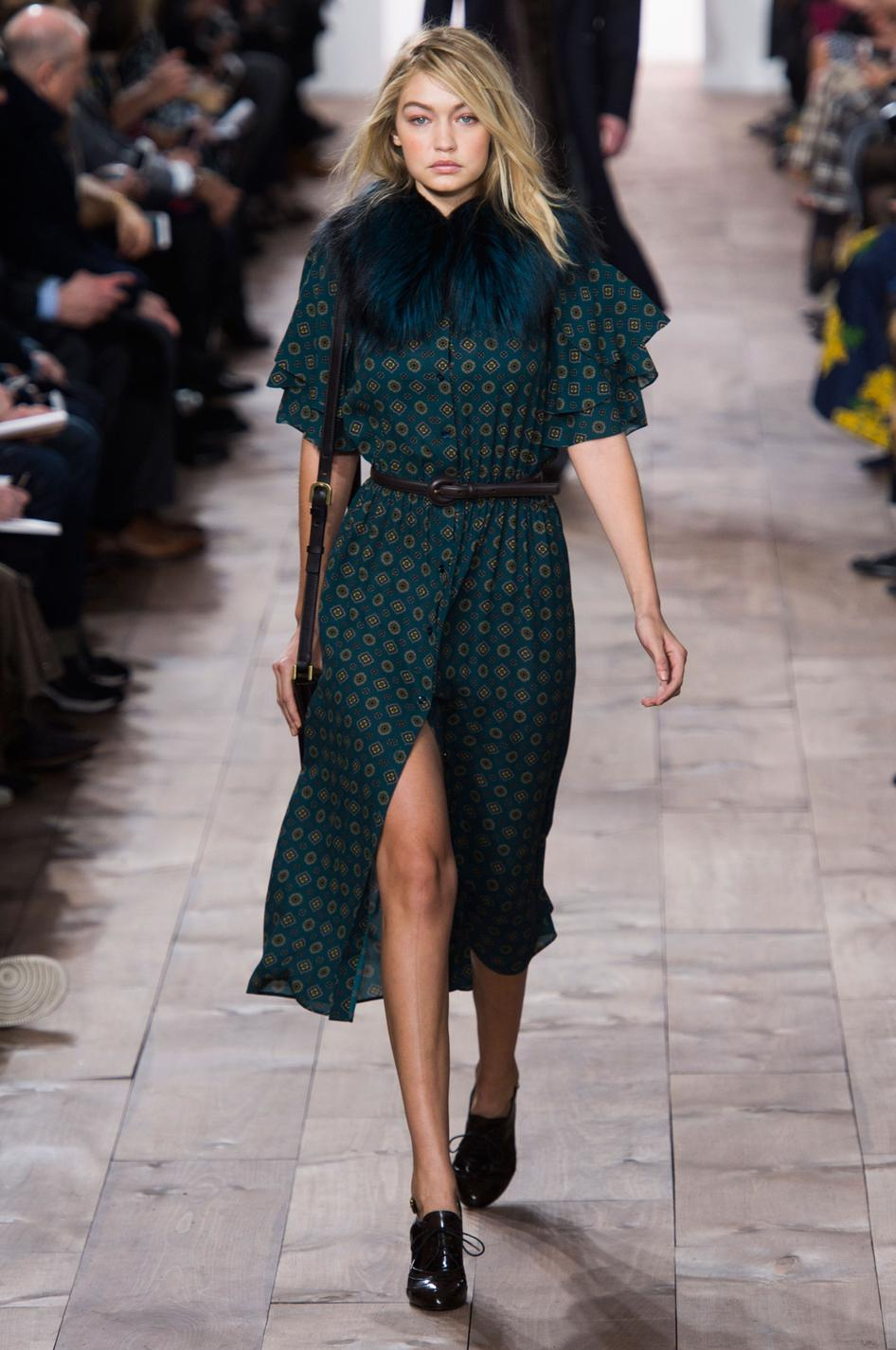 Gigi Hadid Nouvel Ange Victoria S Secret Madame Figaro
