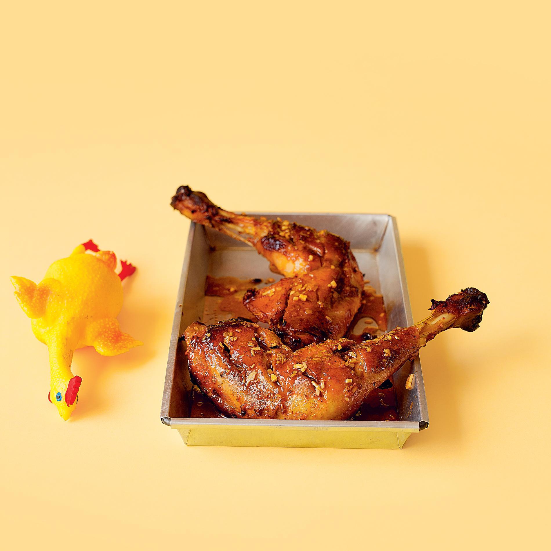 recette poulet o miel cuisine madame figaro. Black Bedroom Furniture Sets. Home Design Ideas
