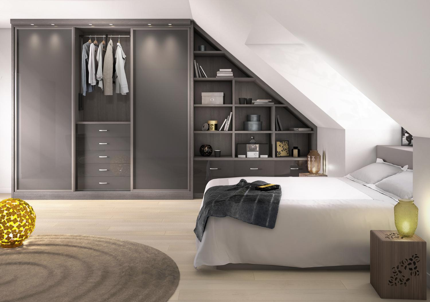idee dressing sous combles ir09 jornalagora. Black Bedroom Furniture Sets. Home Design Ideas