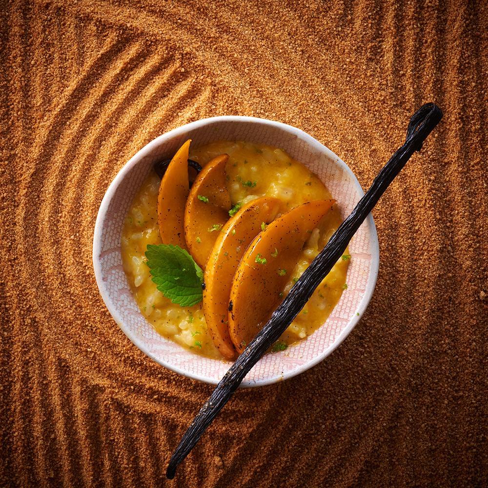 Recette riz au lait de coco cuisine madame figaro - Riz lait de coco ...