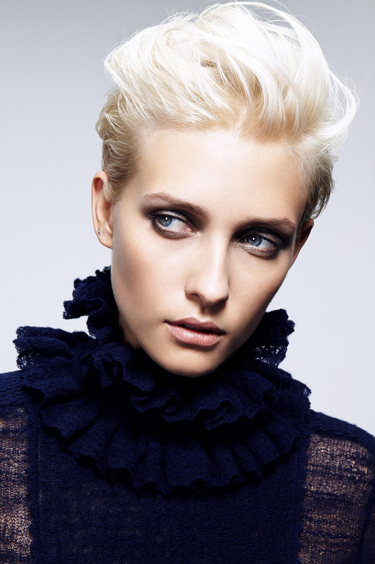 Cheveux : la bonne couleur et la bonne coupe pour l'hiver -...