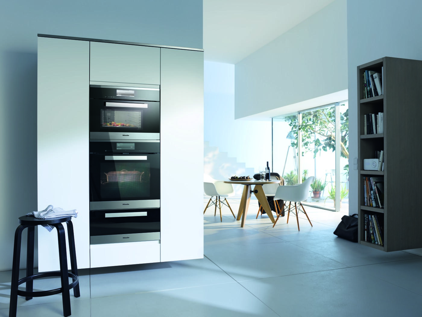Beautiful miele comment relooker sa cuisine pureline inox with comment moderniser sa cuisine - Moderniser sa cuisine ...