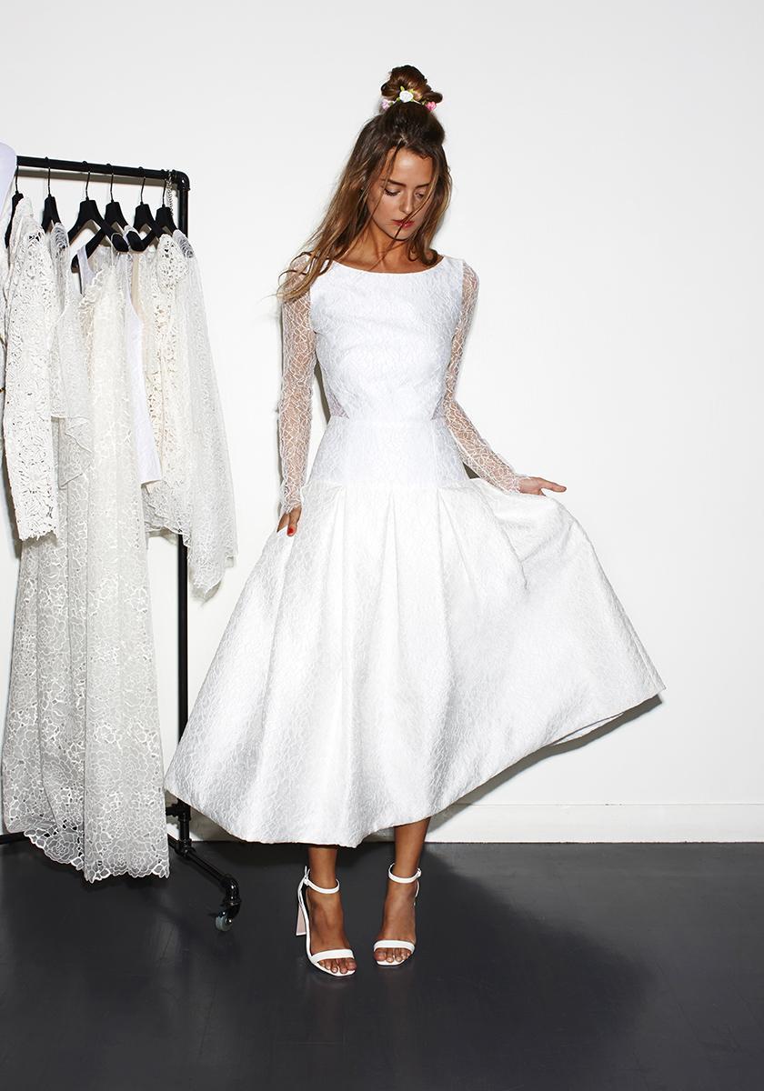 Mariage En Hiver Les Plus Belles Robes De La Saison Madame Figaro