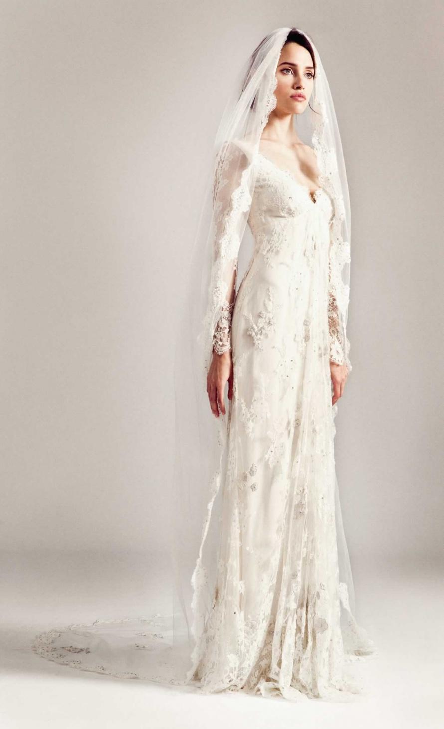 Mariage en hiver les plus belles robes de la saison for Robes de mariage pour l hiver 2017