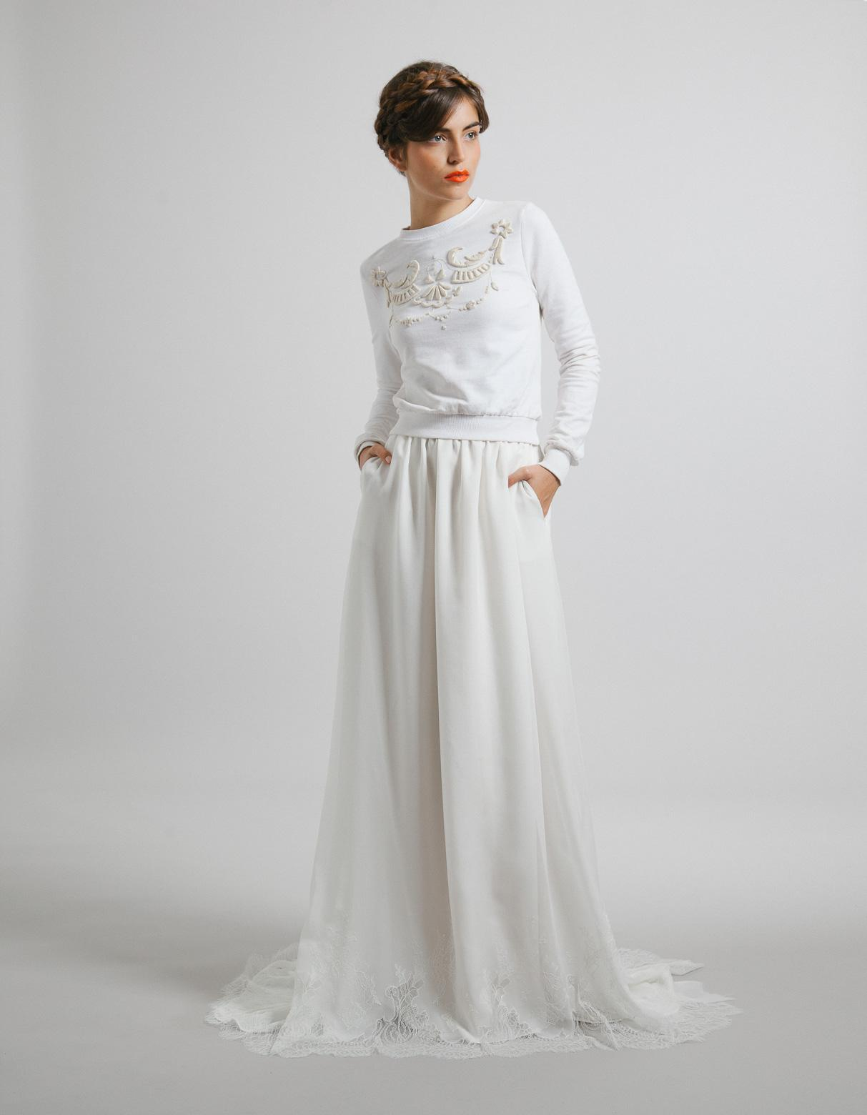 Robe hiver mariage for Robes pour mariage de famille