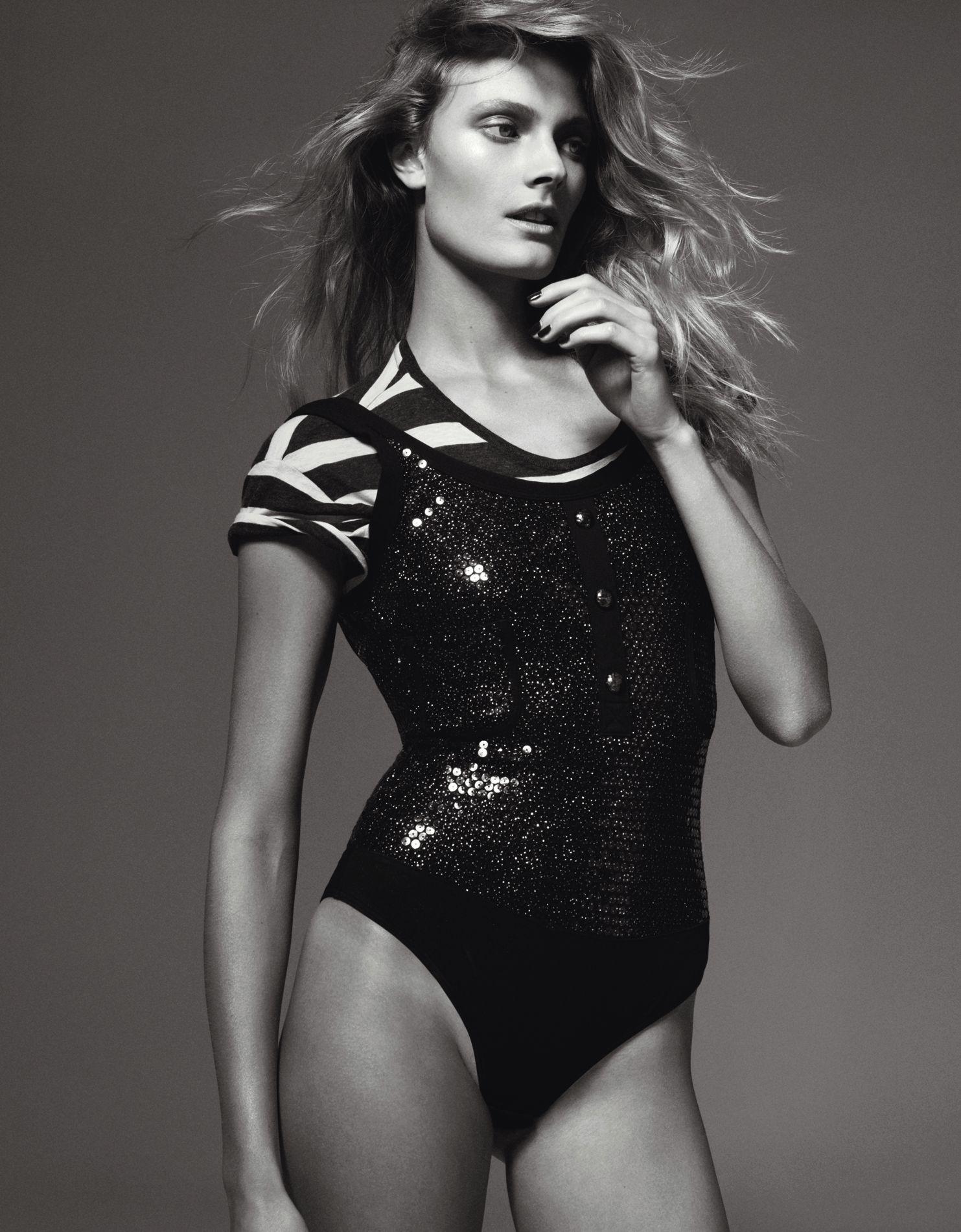 Constance Jablonski, la Française au top que la fashion ...