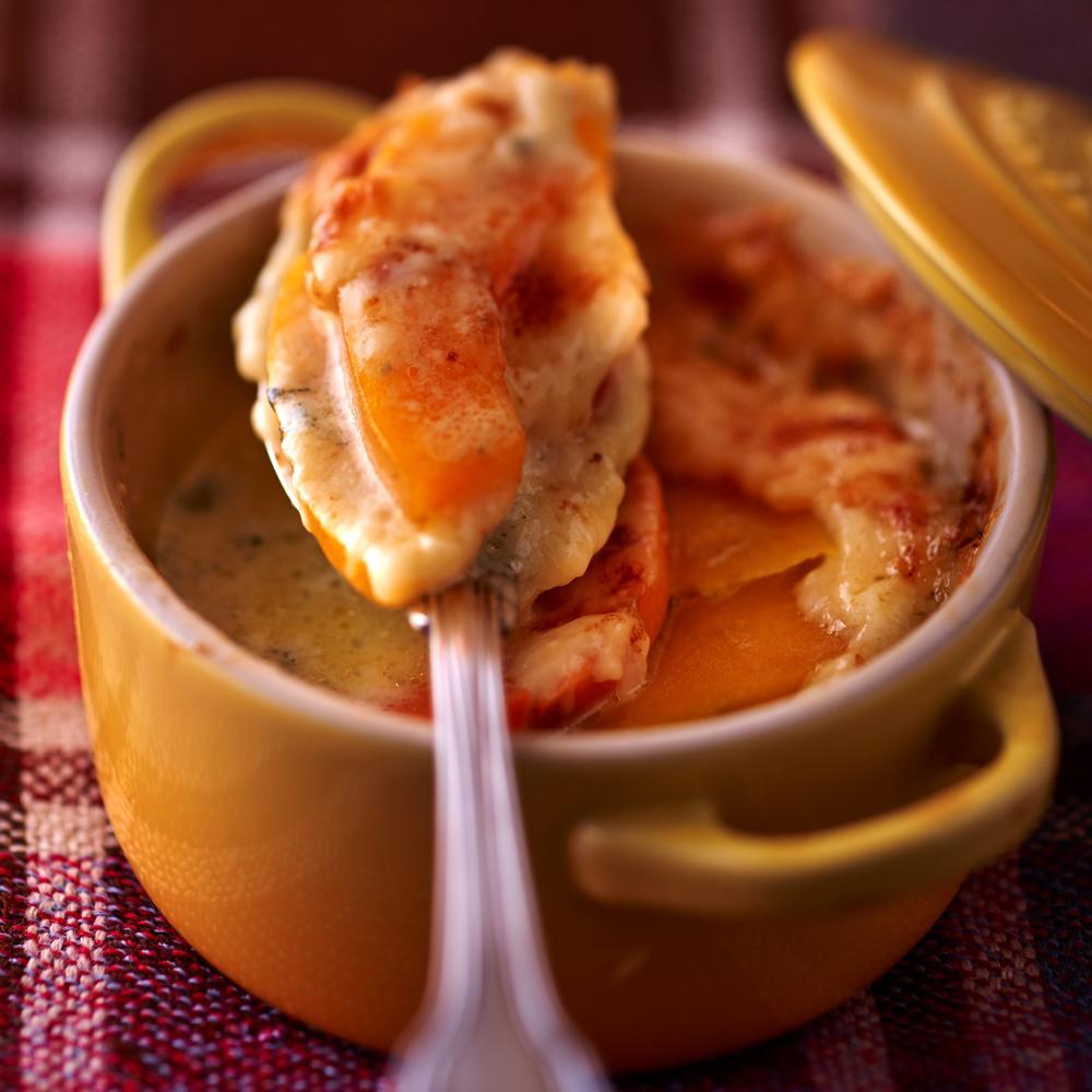 recette gratin de l 233 gumes d hiver cuisine madame figaro