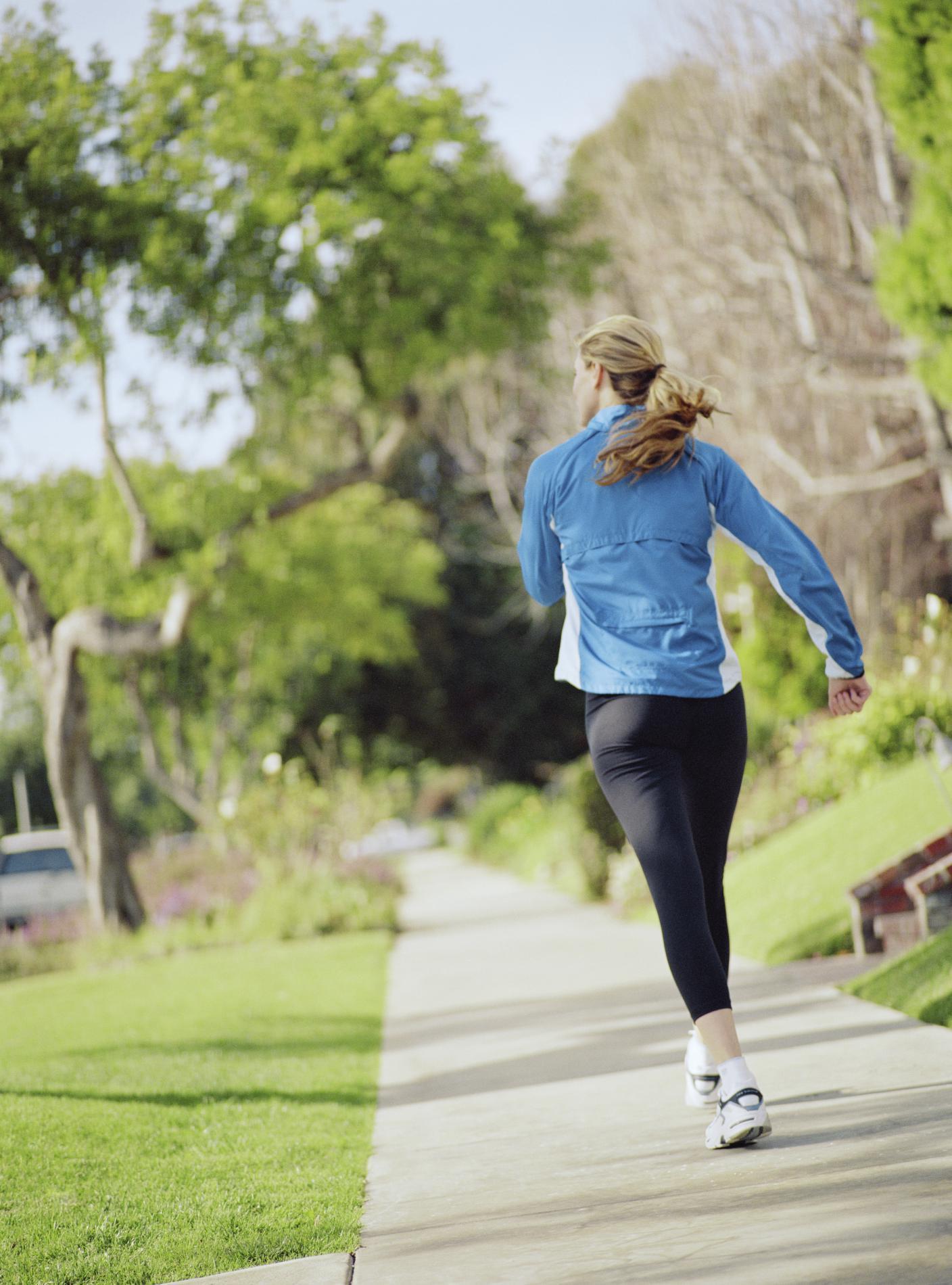 La marche rapide est plus efficace que la salle de sport pour - Refrigerateur le plus silencieux du marche ...