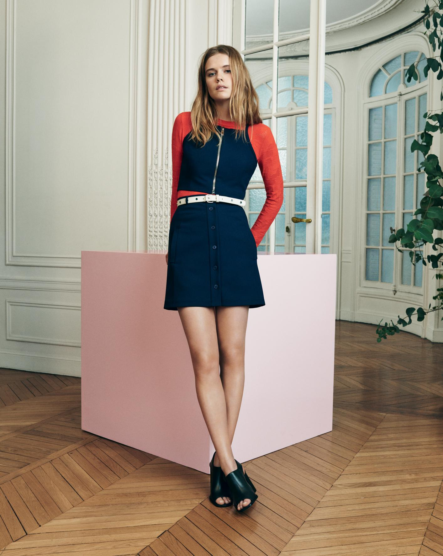 Carven s 39 invite chez la redoute madame figaro - Collection la redoute ...