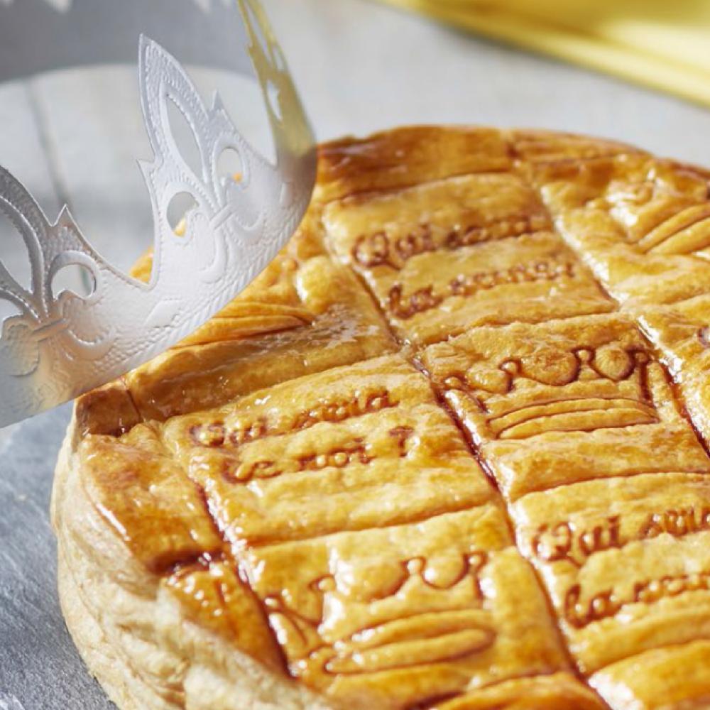 Recette galette des rois frangipane et citron cuisine for Galette des rois a la frangipane