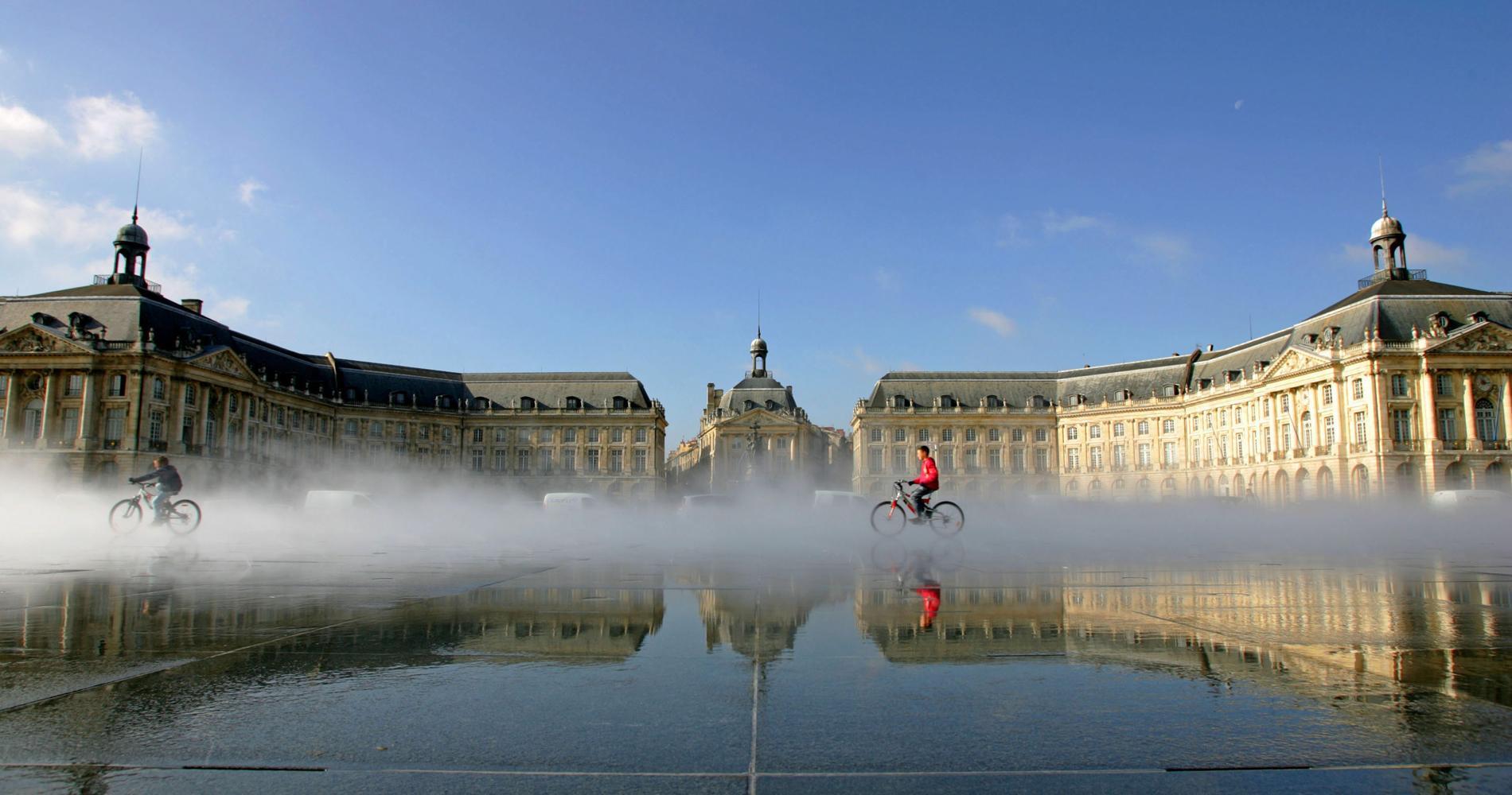 Bordeaux dans les pas de gordon ramsay madame figaro for Le miroir de l eau