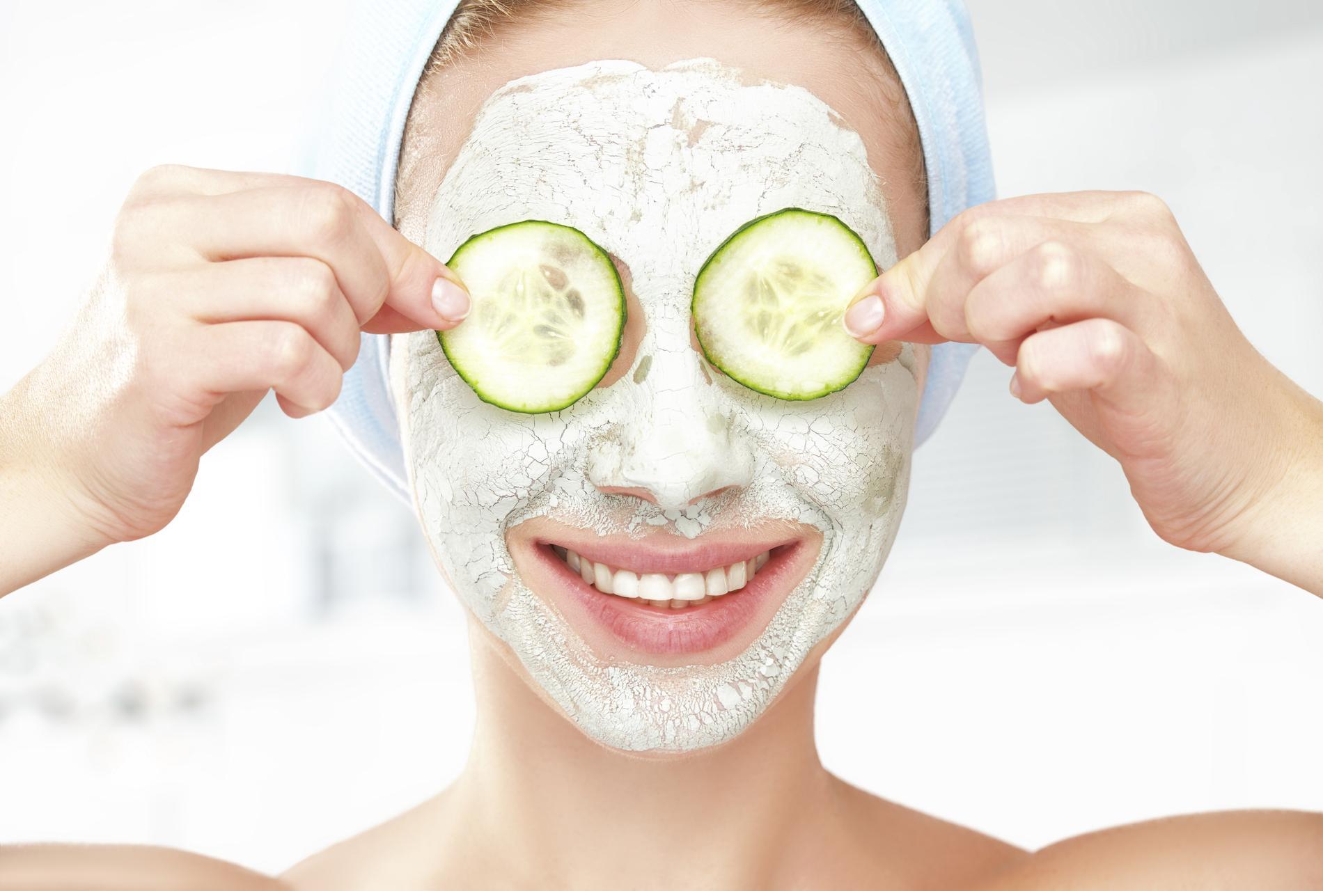 faire un masque visage maison