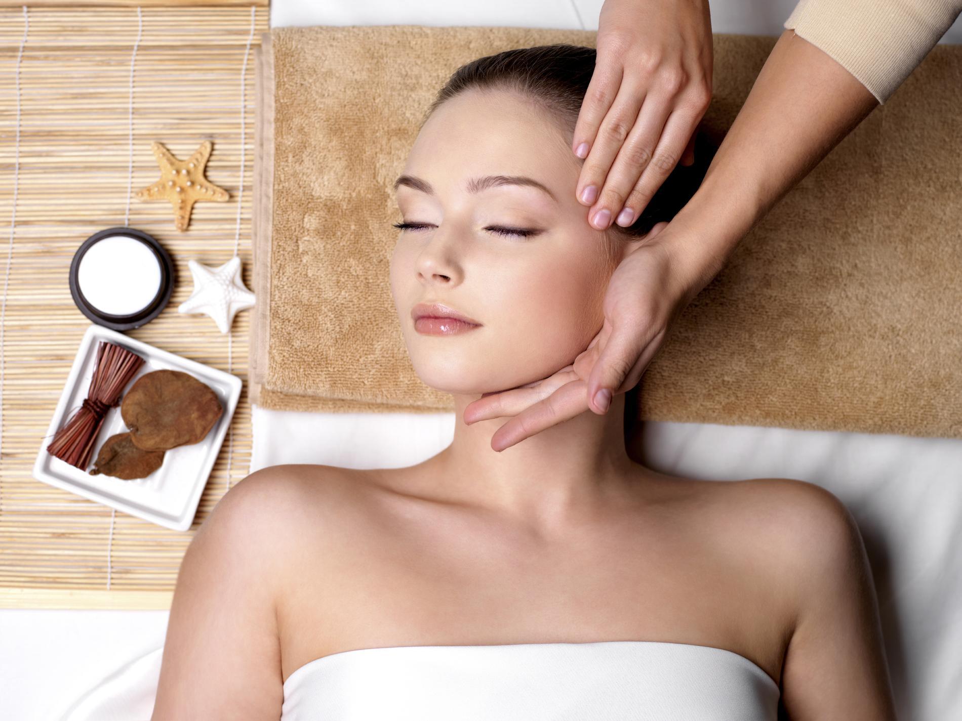 massage contre les rides
