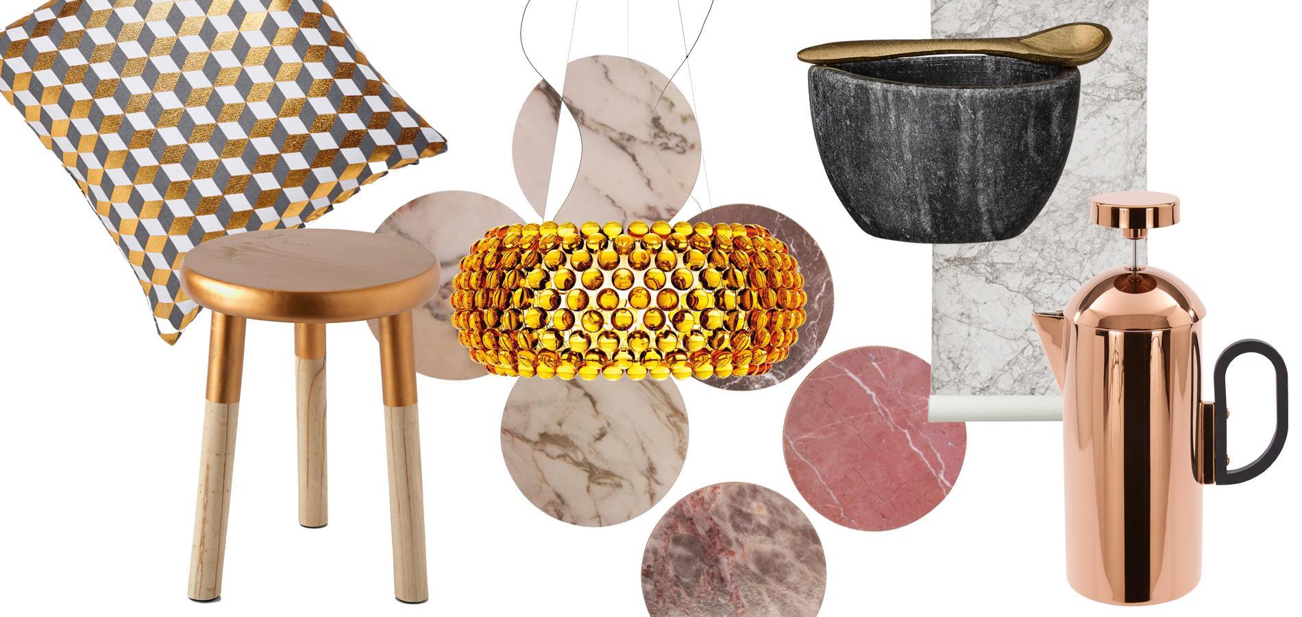 Vingt objets pr cieux pour la maison madame figaro for Pour la maison