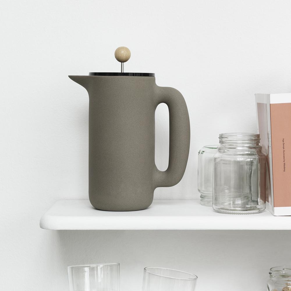 Vaisselle, cu00e9ramique : le gru00e8s retrouve sa force - Madame ...