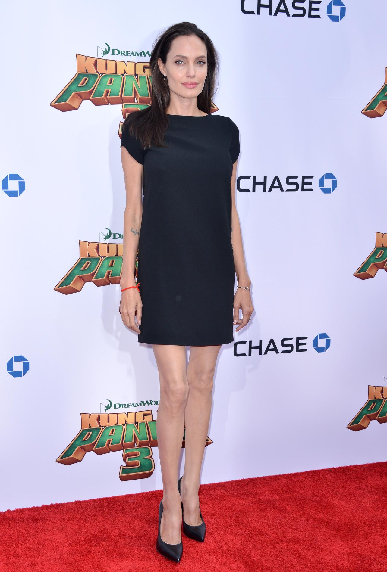 Angelina Jolie Anorexique Photo faut-il s'inquiéter de la maigreur d'angelina jolie ? - madame figaro