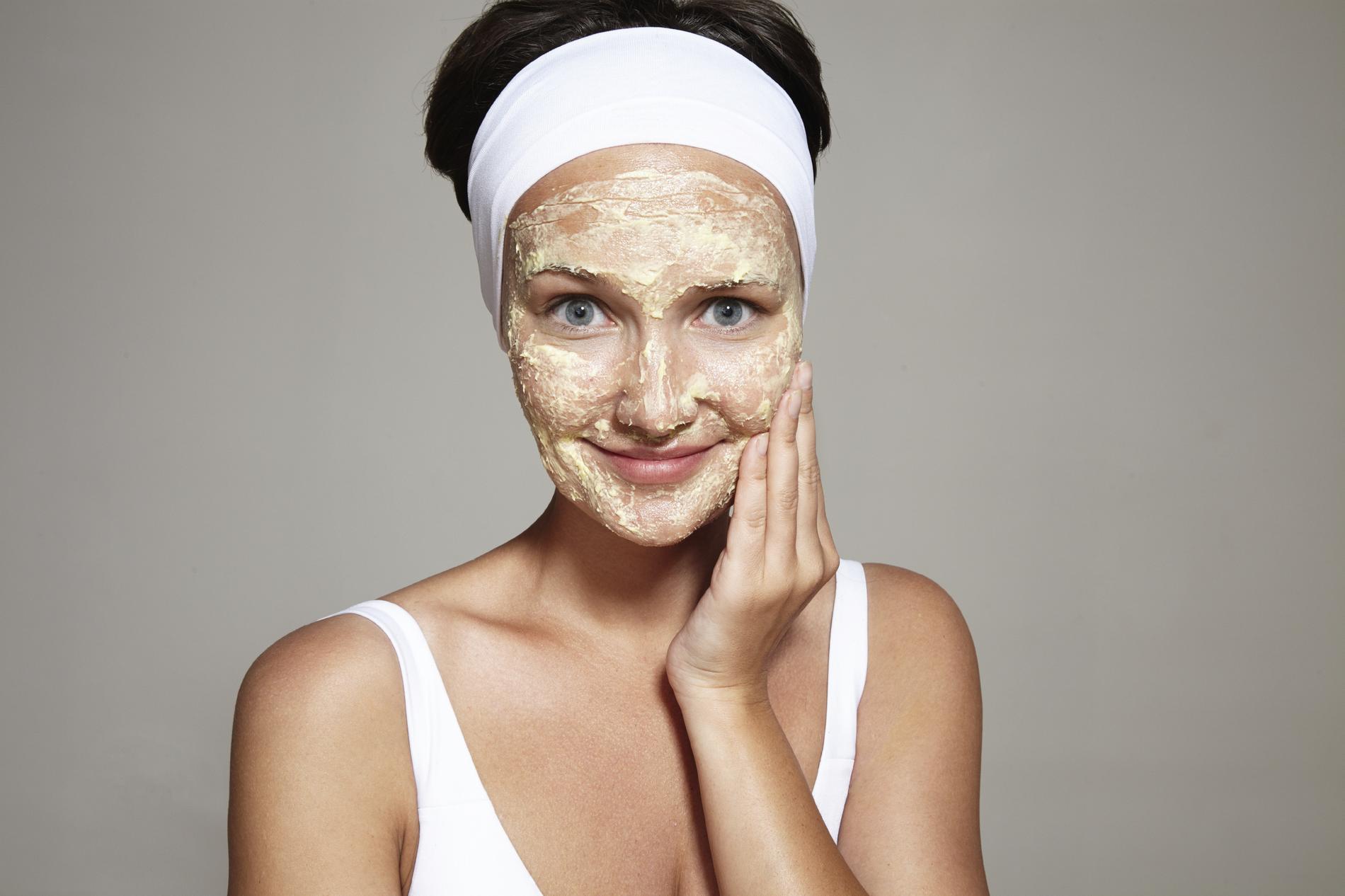 Diy un masque visage maison pour hydrater ma peau le - Masque maison pour le visage ...