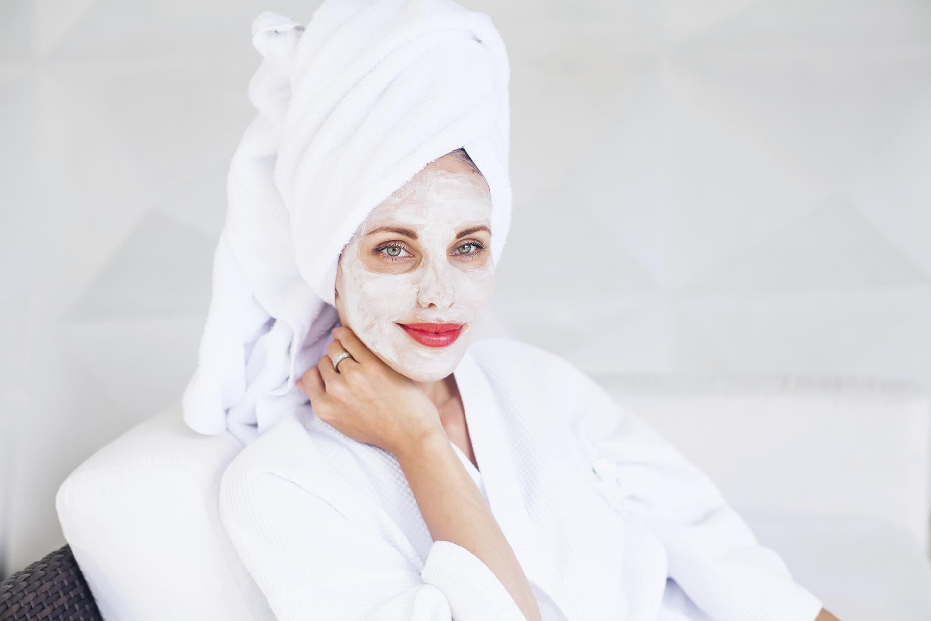 Soin du visage maison peau mixte ambroise beaut - Masque peau grasse maison ...