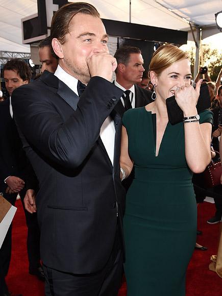 Kate Winslet et Leonardo DiCaprio, une amitié unique à... Kate Winslet And Leonardo Dicaprio