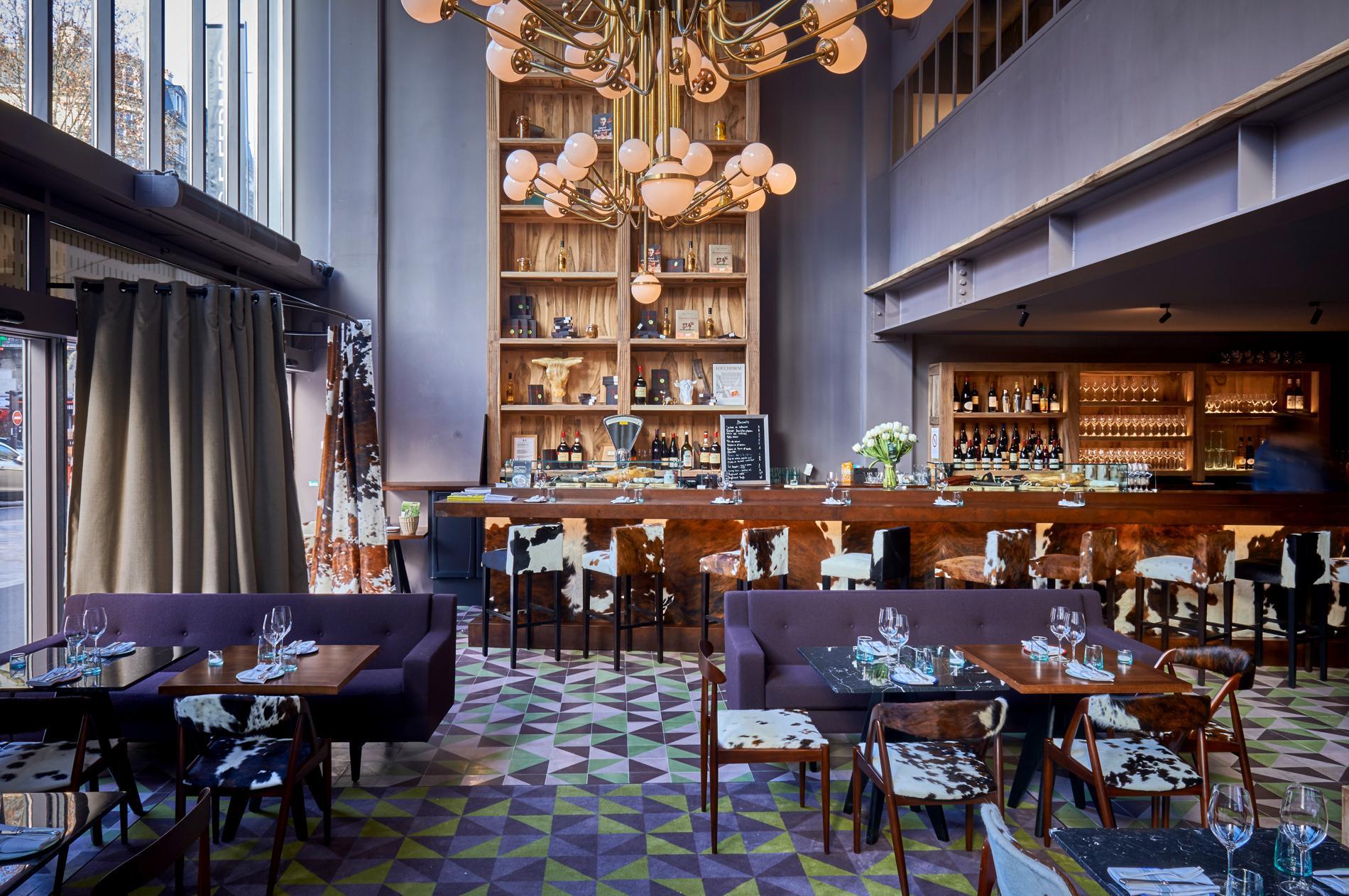 Chic Le Boucher Hugo Desnoyer Ouvre Sa Table Parisienne
