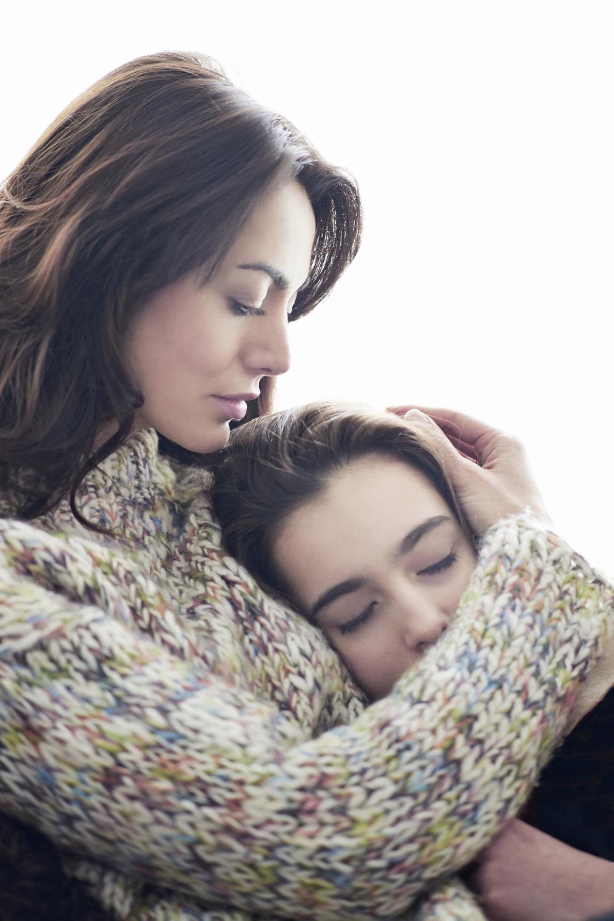 Problèmes de conseil aider l'adolescence