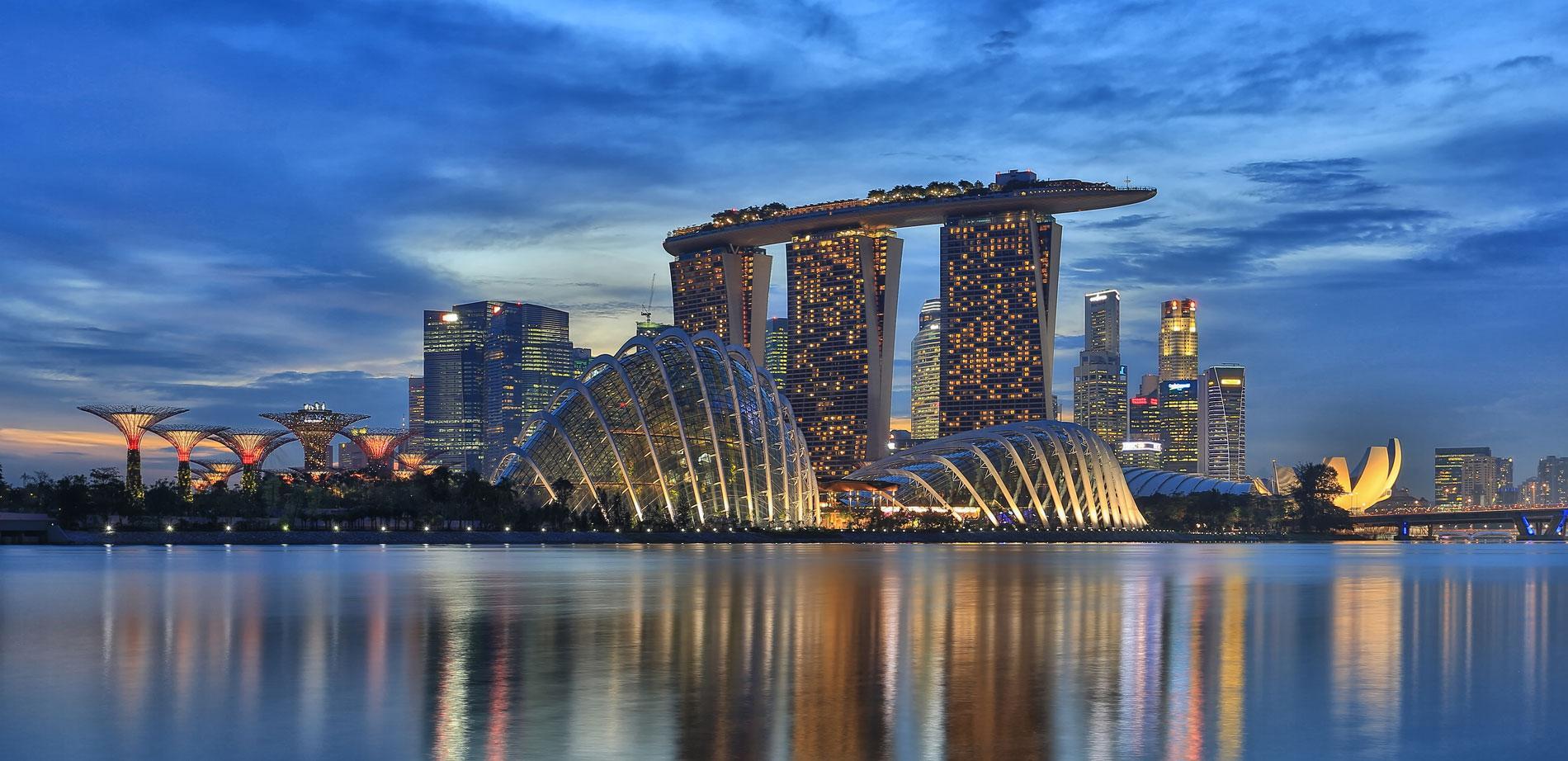 Escale Singapour 48 Heures Pour D Couvrir La