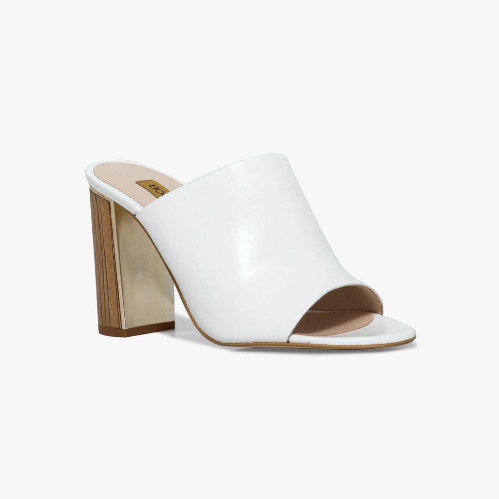 Les mules, chaussures de la saison