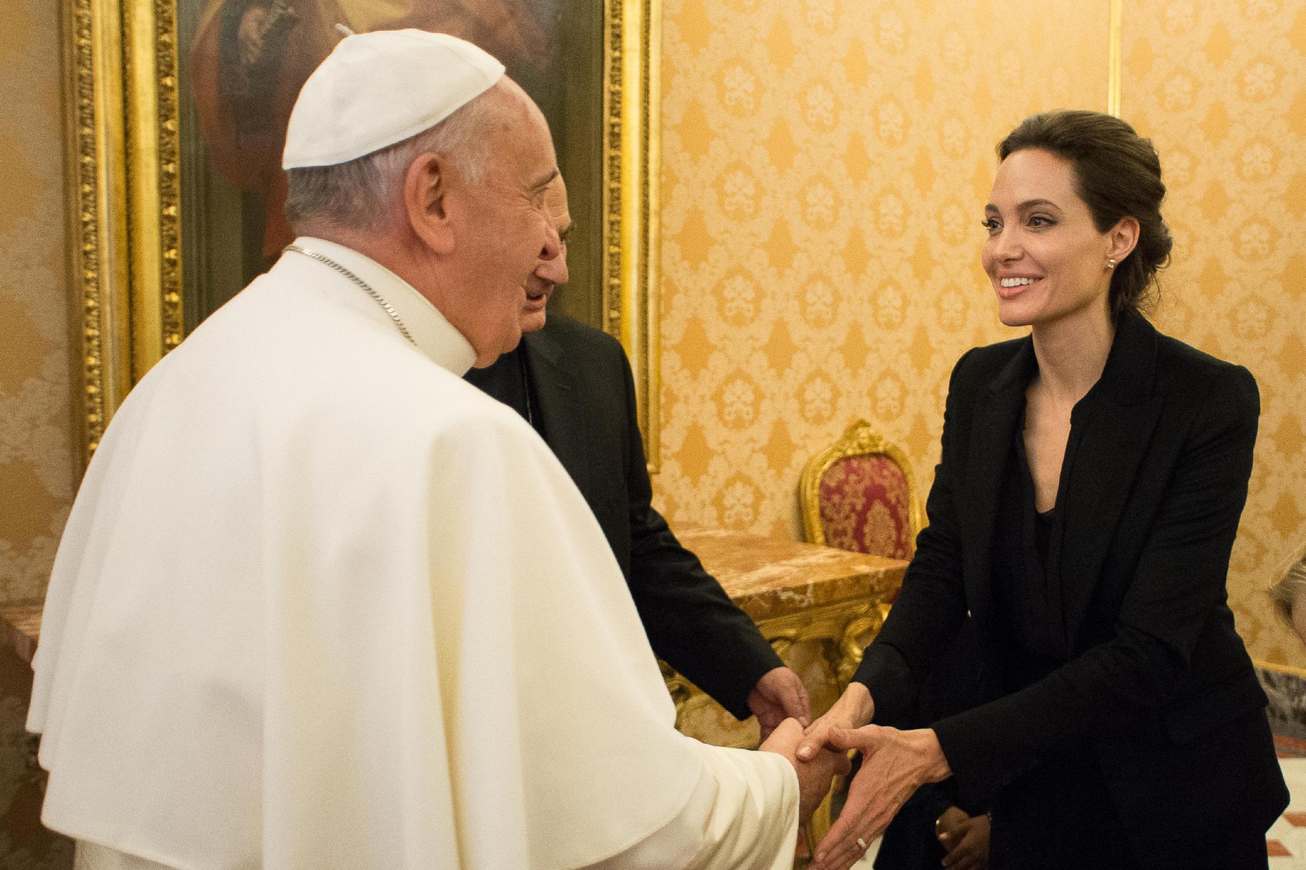 Comment rencontrer le pape francois