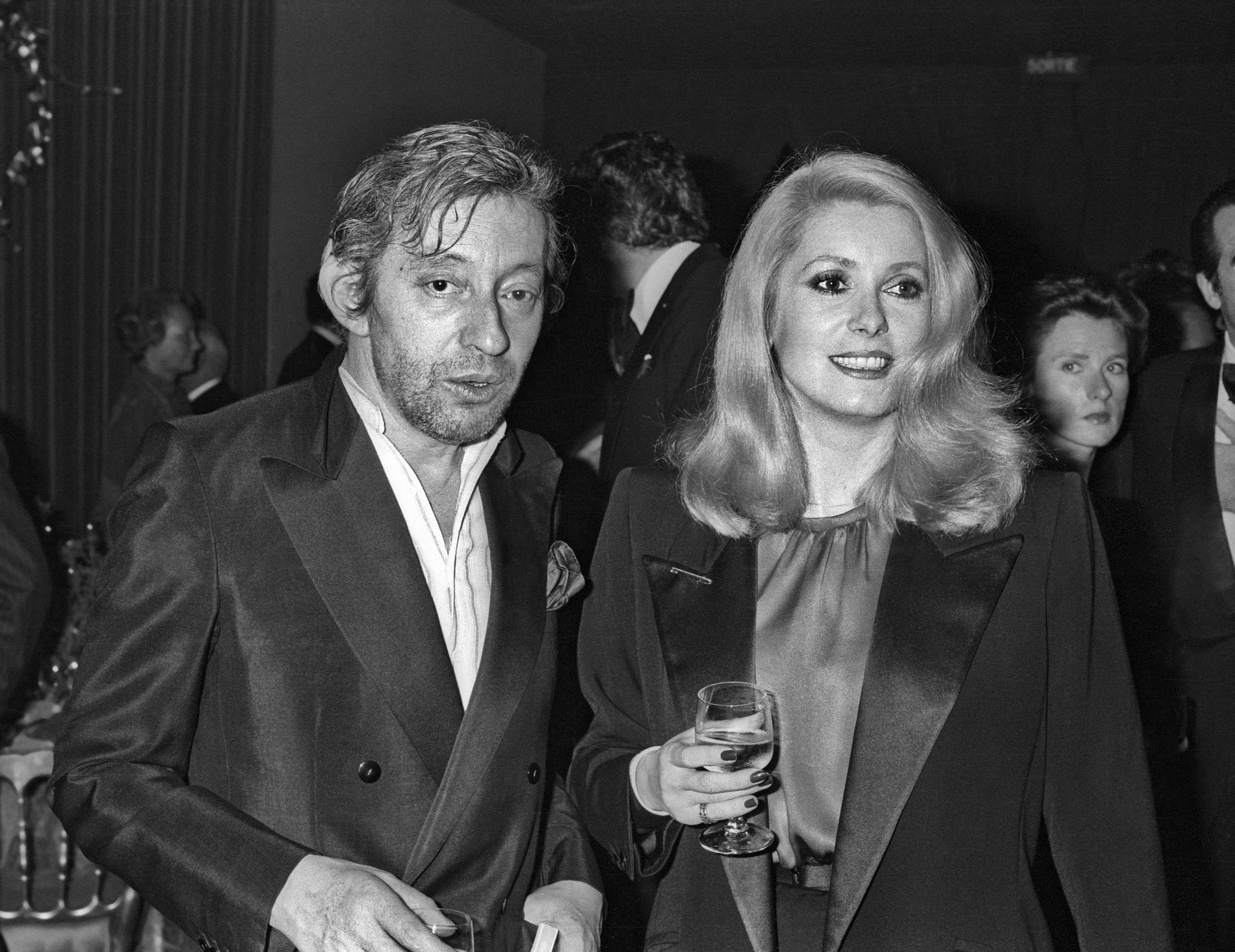 Jane Birkin Et Serge Gainsbourg - Je T'Aime ... Moi Non Plus / 69 Année Érotique