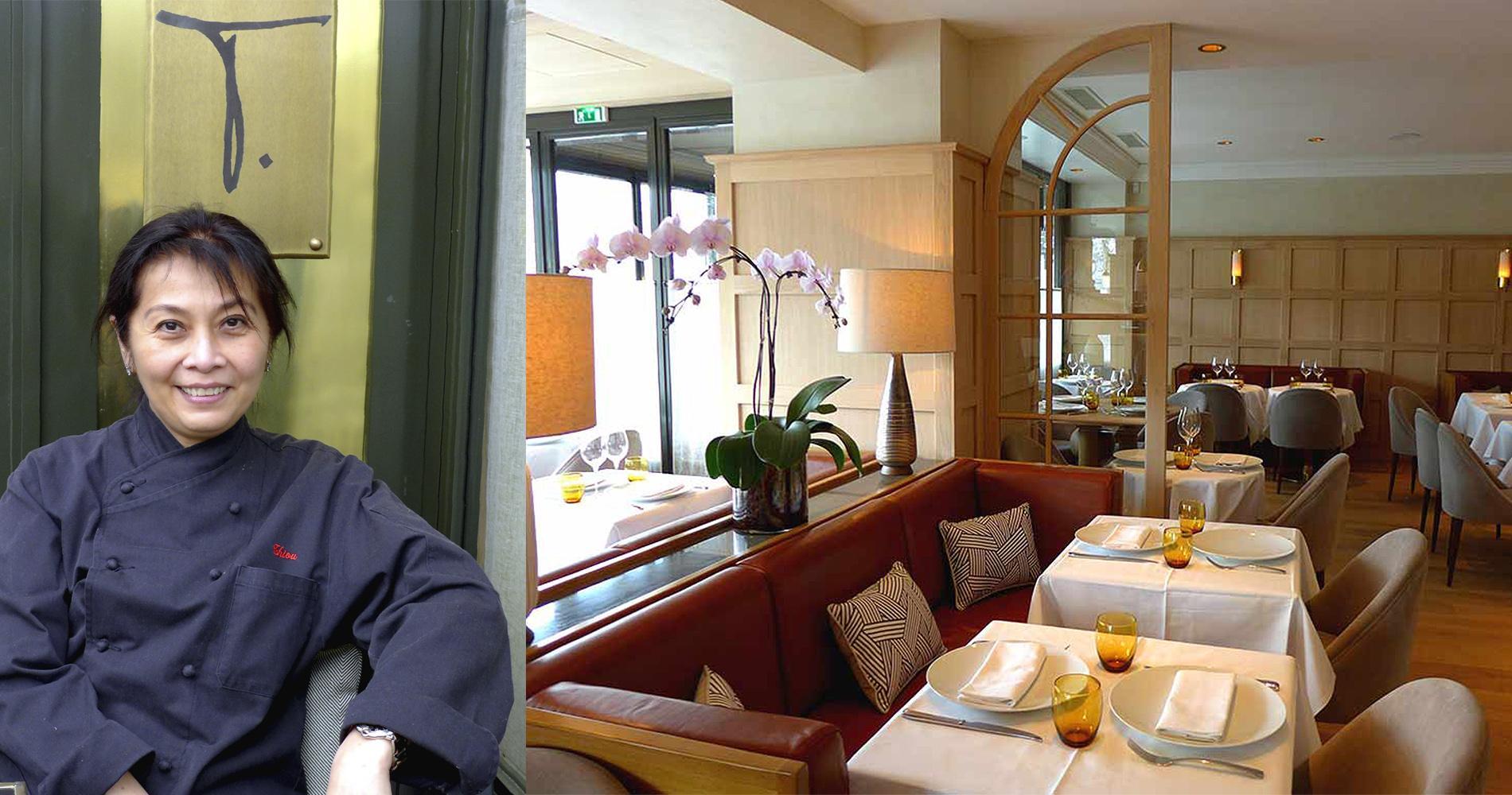 Coup de food au restaurant thiou cuisine madame figaro - Restaurant thiou paris ...