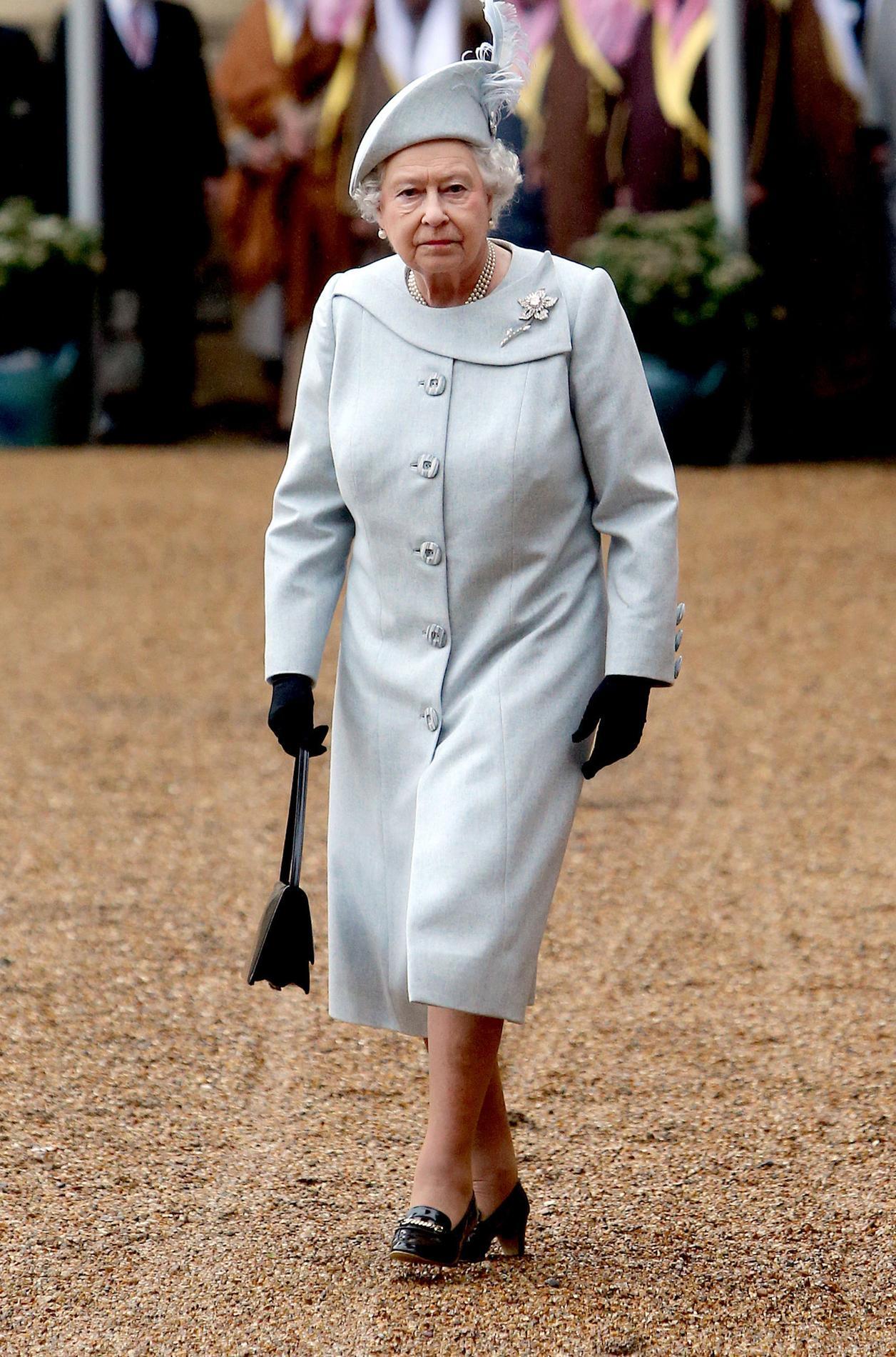 Bien connu La reine d'Angleterre possède un McDonald's, et il est IP66