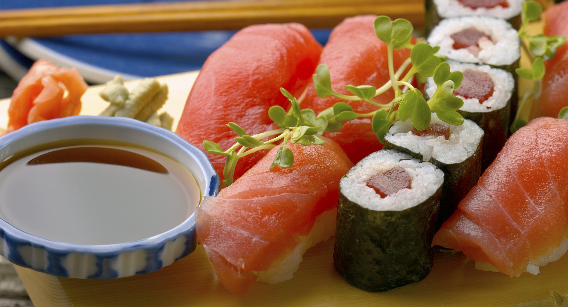 Faut il se m fier des sushis madame figaro - Faut il arroser les oignons ...