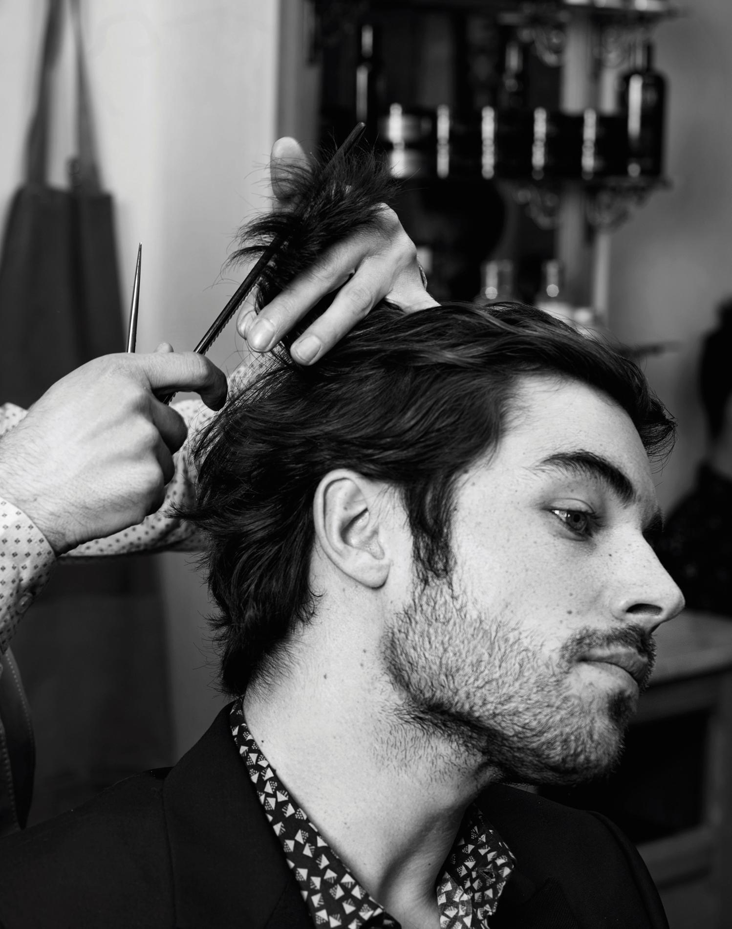 cheveux, barbe, sourcils… et si l'homme domptait le poil ? - madame