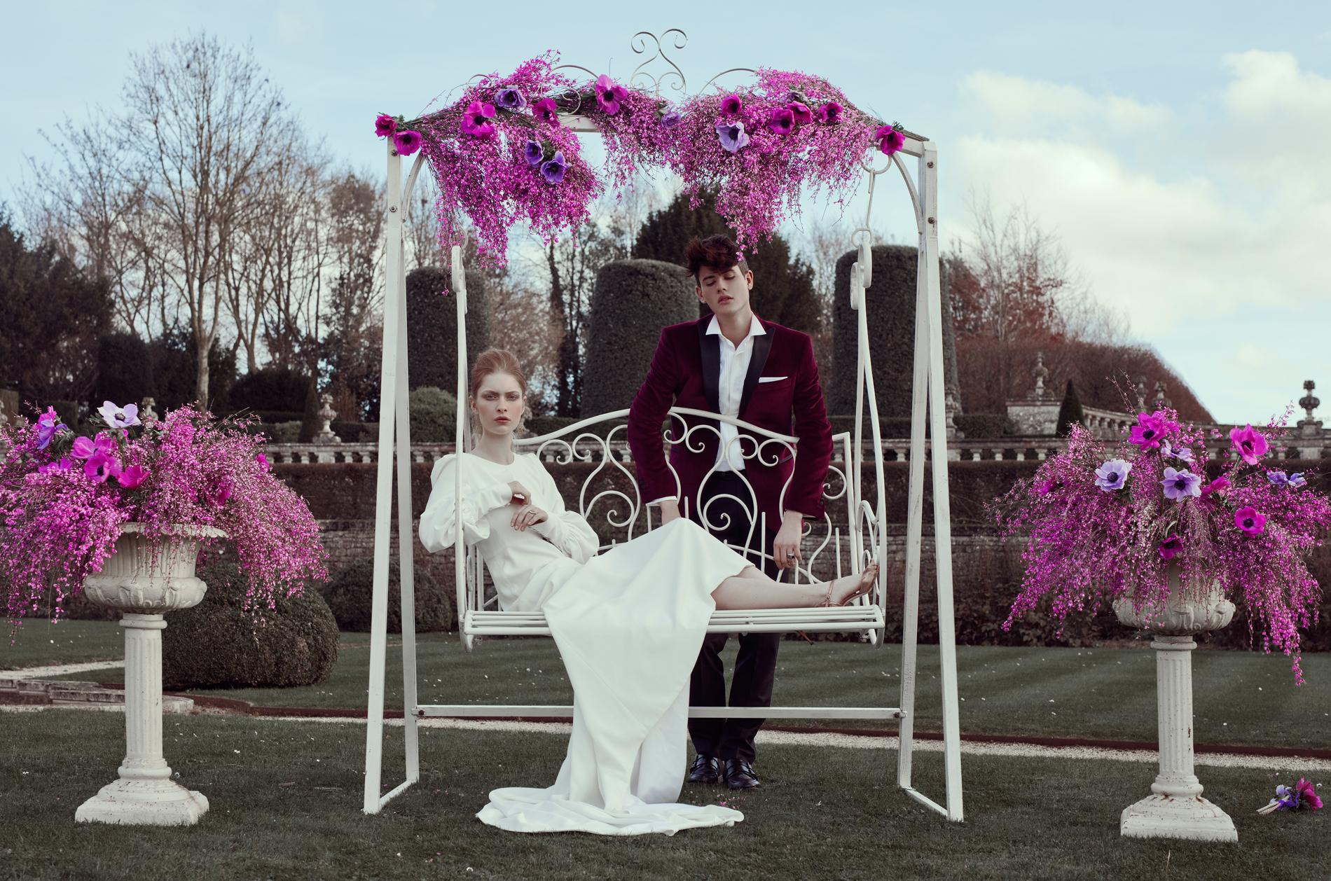 Louer sa déco de mariage, mode d'emploi - Madame Figaro
